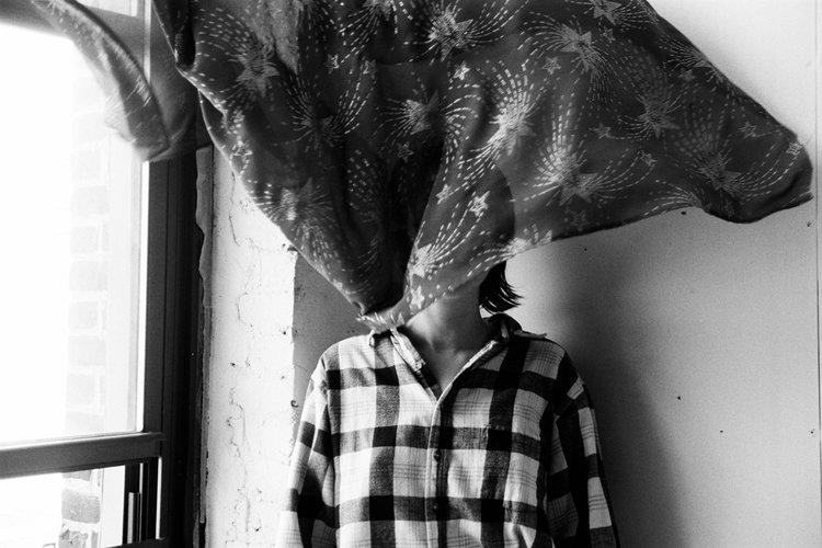 Untitled (Self Portrait), 2005