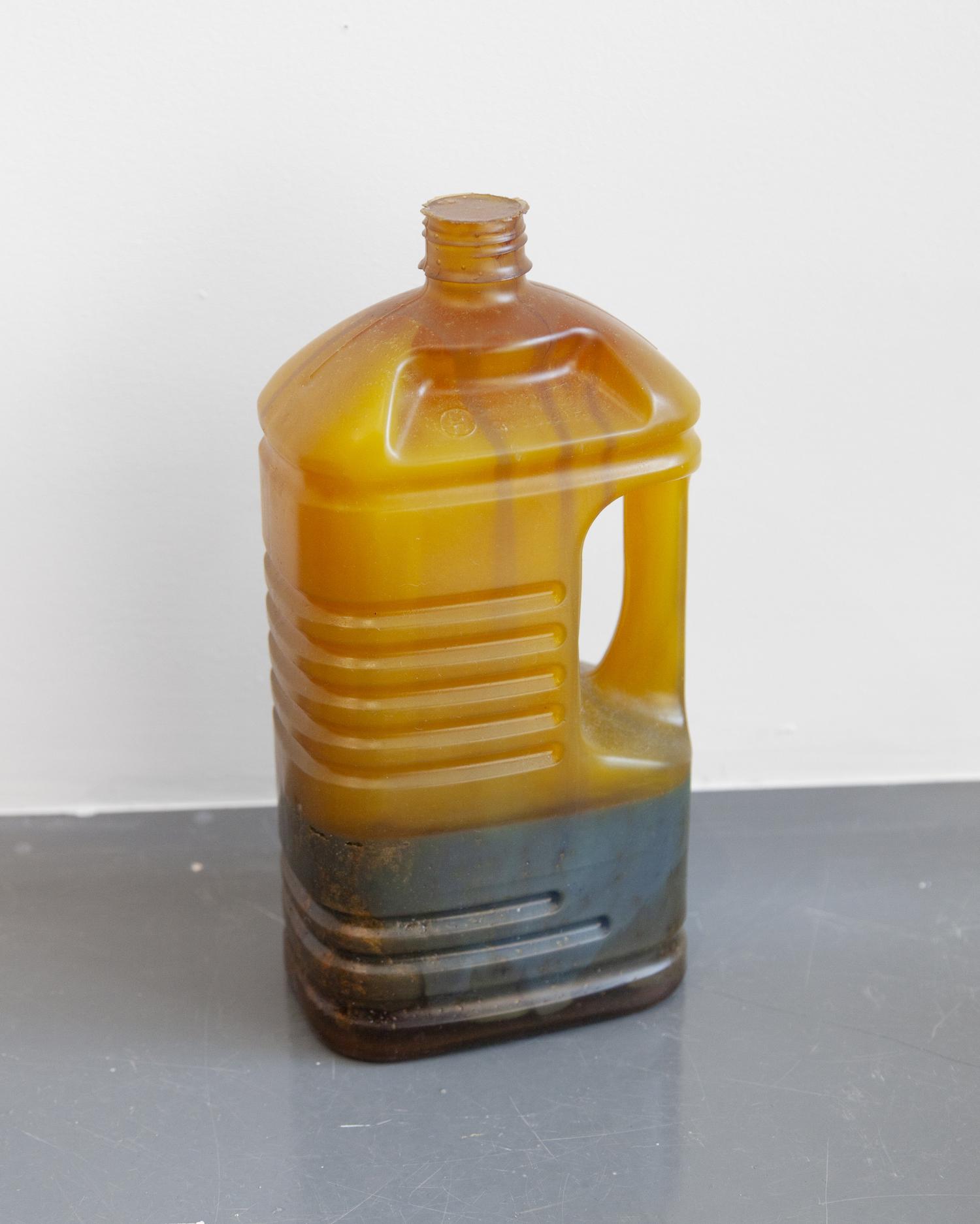 Benoît Platéus,  Kodak Flexicolor , 2015, Urethane, 11 x 5.5 x 3.5 inches (28 x 14 x 9 cm)