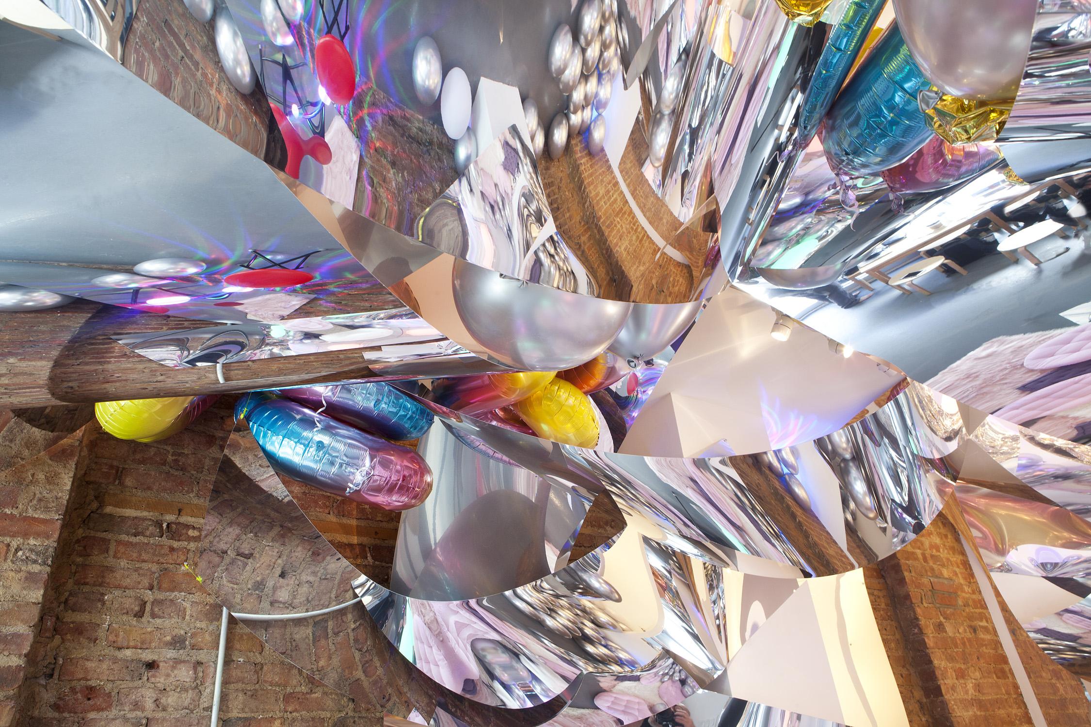 Sharon Louden & Hrag Vartanian,  Origins , Exhibition View, 9.04.19 - 10.11.19. Photo: Christopher Gallo.