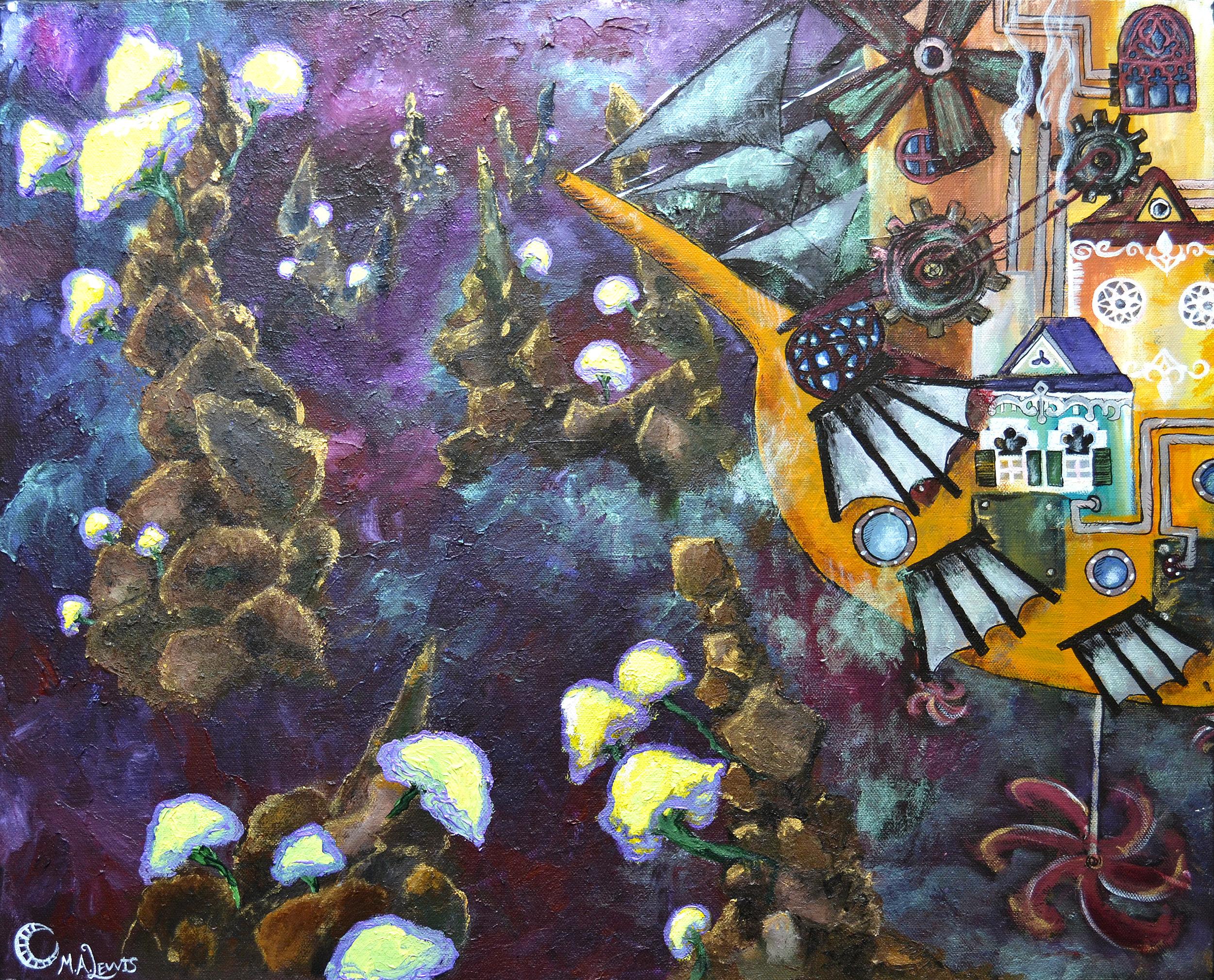 Clockwork Goth Revamp
