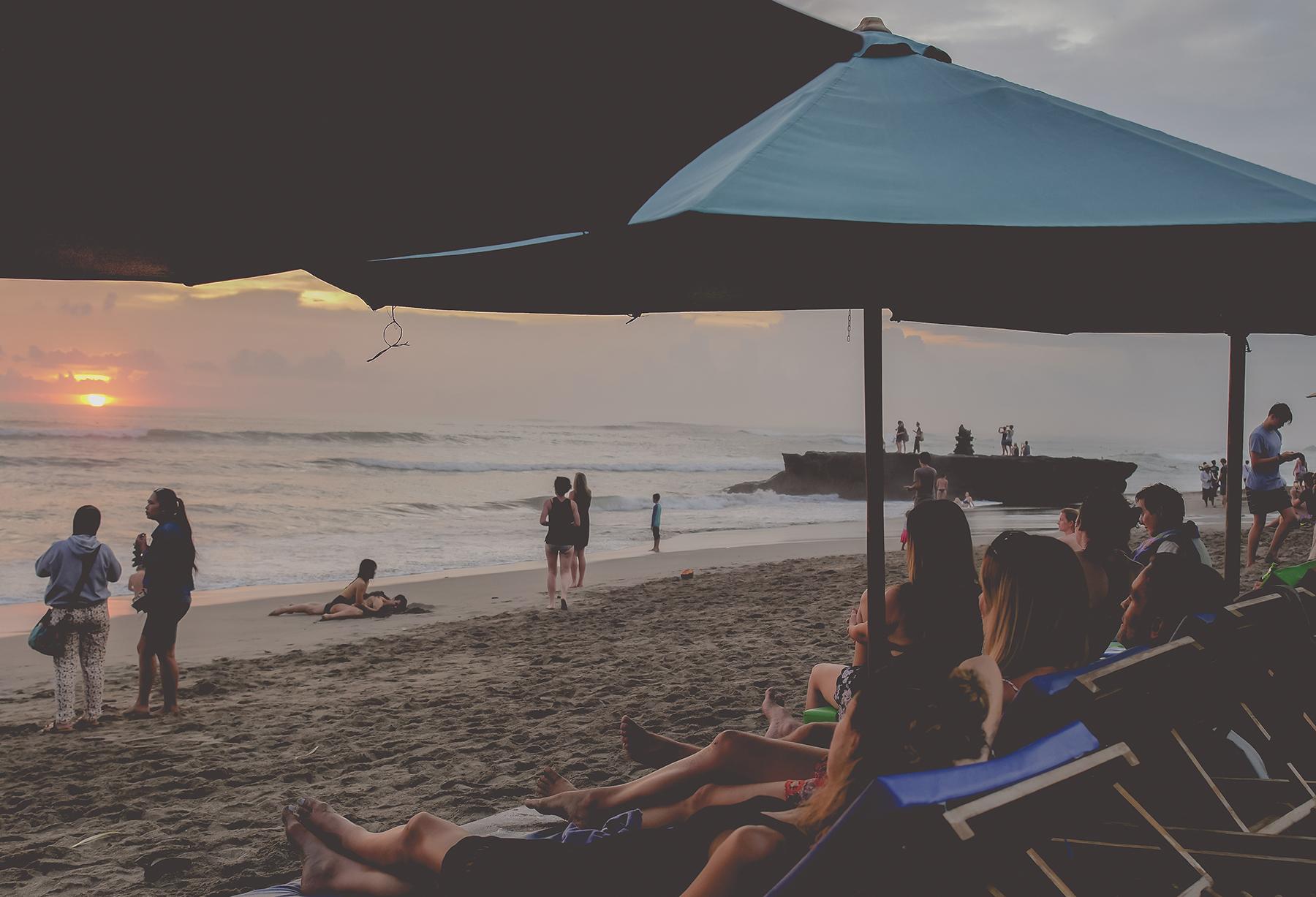 Yoga Retreat Bali Beaches
