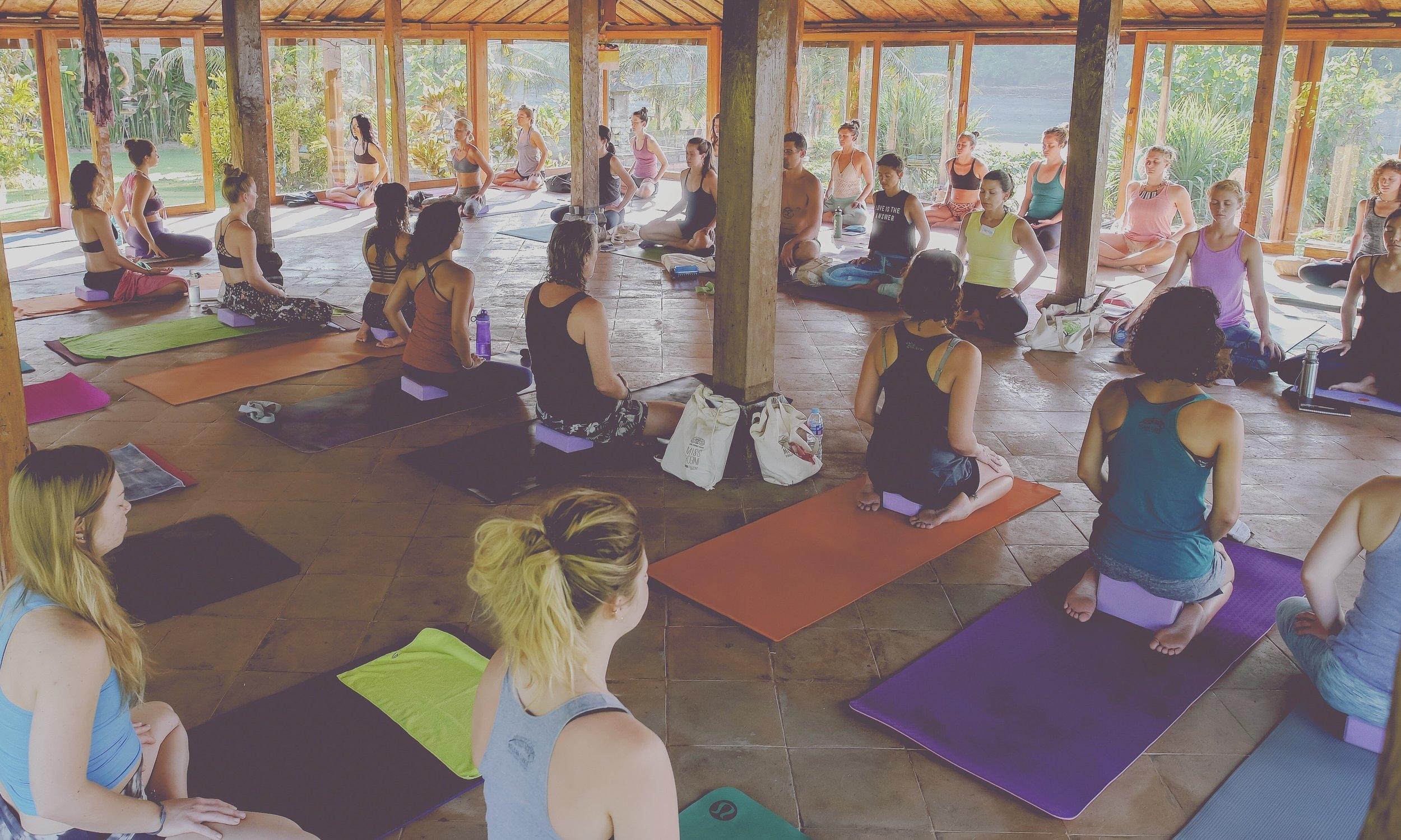The Best Yoga Mat Exhale Yoga Retreats