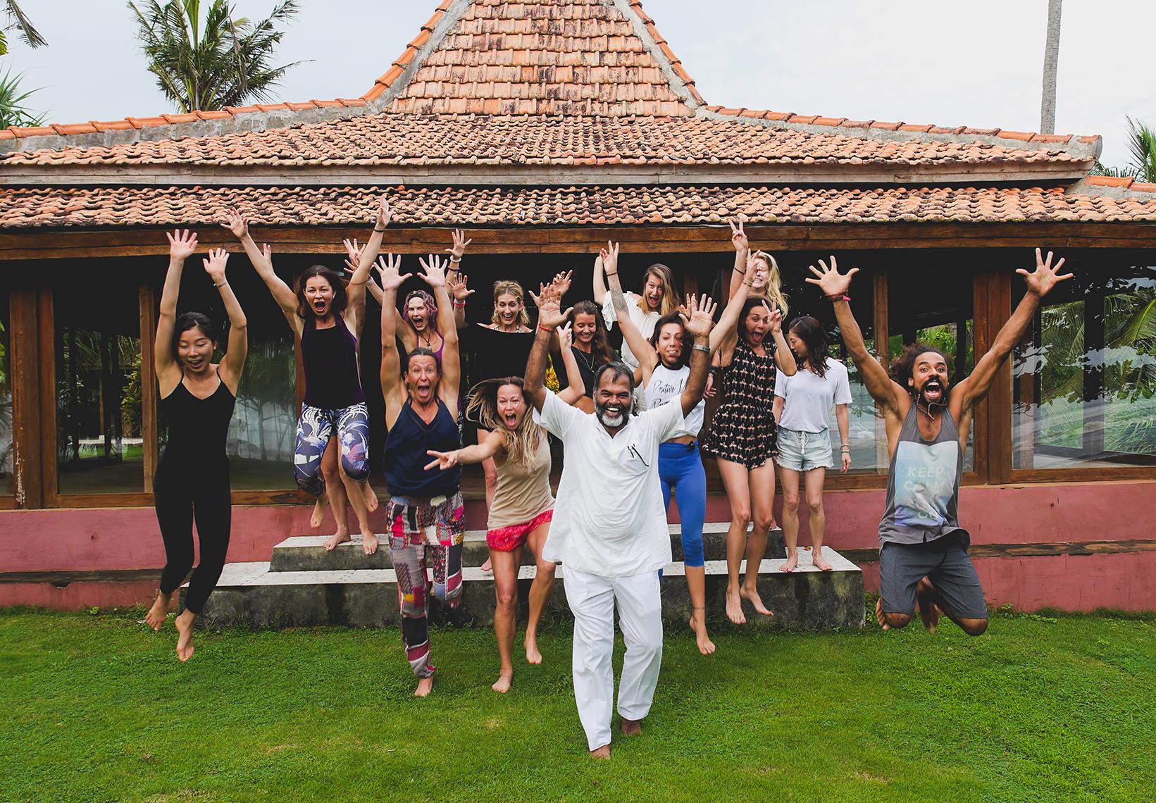 Exhale Yoga Retreats 300hr Yoga Teacher Training