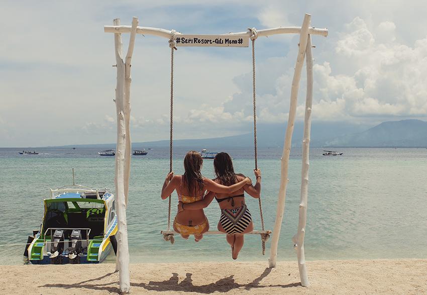 Yoga Retreat Bali Swing
