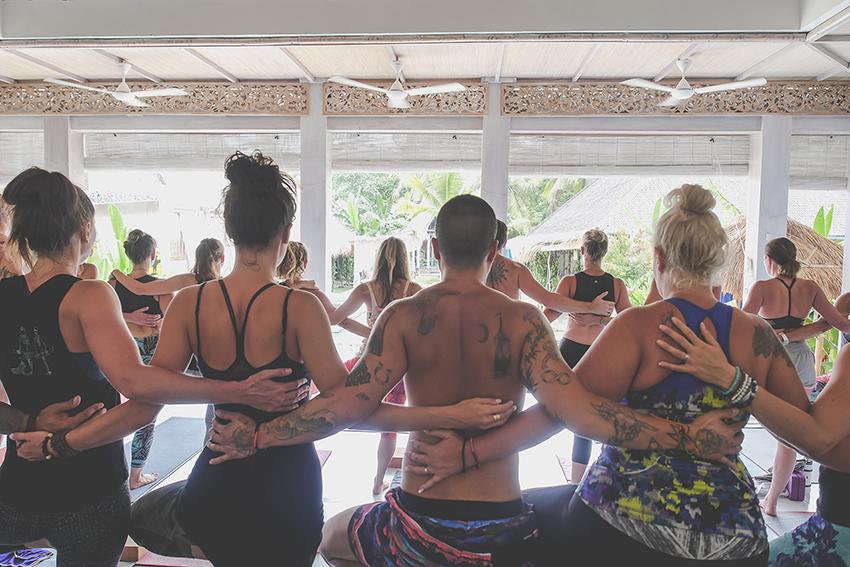 Bali Yoga Retreat Lombok