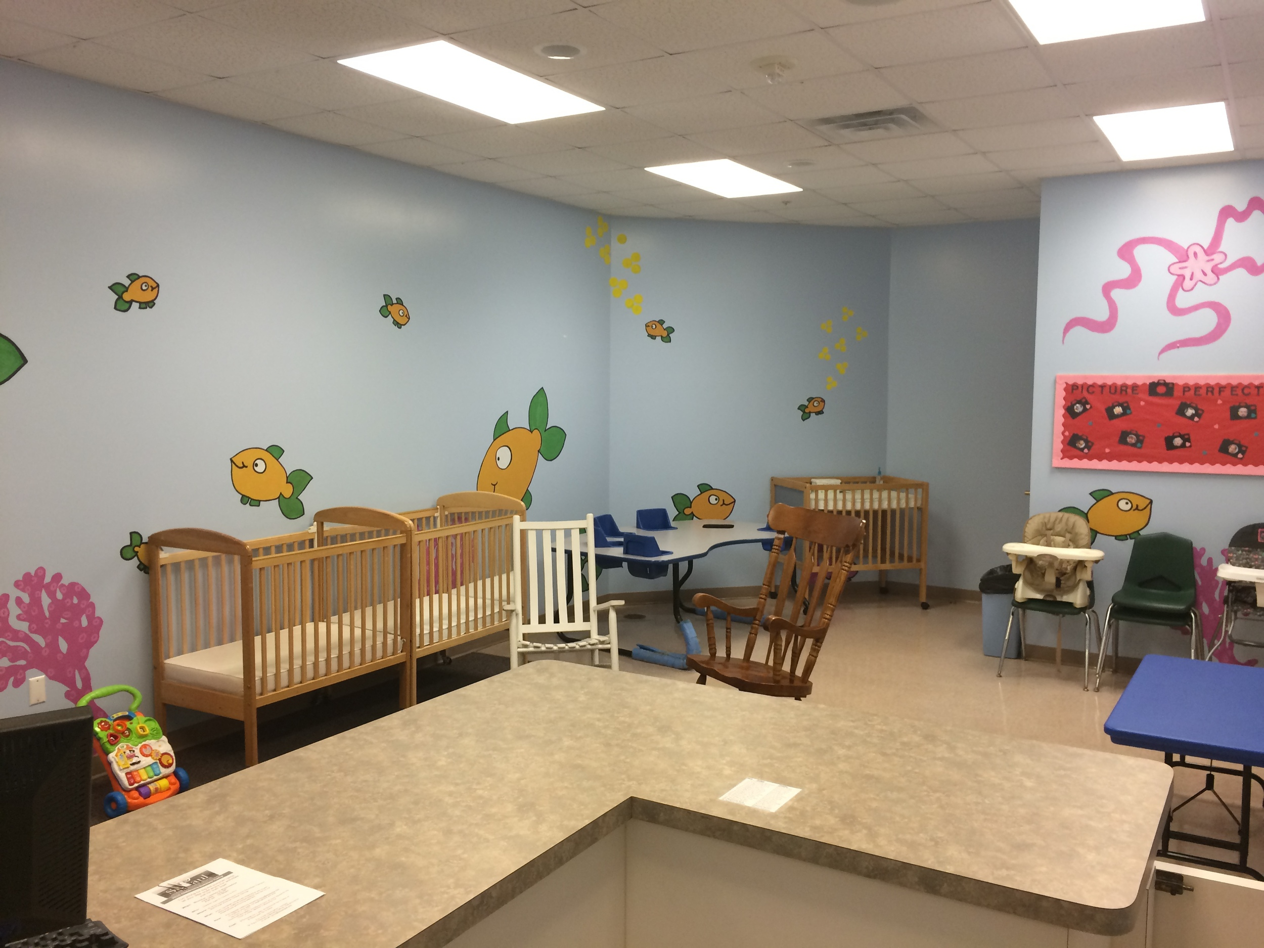 Infant Nursery A East Campus