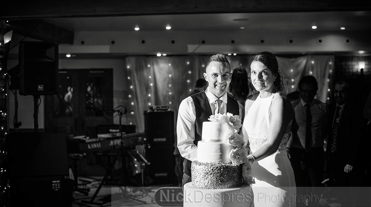 This wedding had everything weather wise, the promised thundery showers kept away until it got dark though. We had a lovely sunset, then some thunder and lightning.