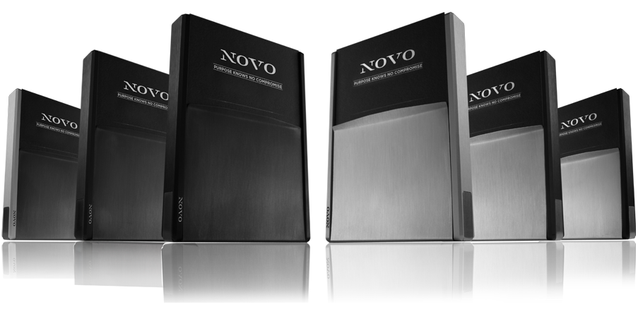 The Novo Design Luxury Aluminum Wallet Collection