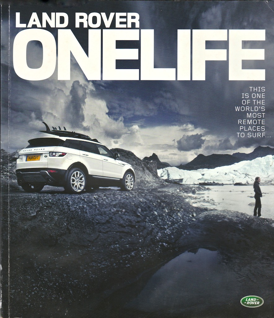 Cover of One Life Magazine