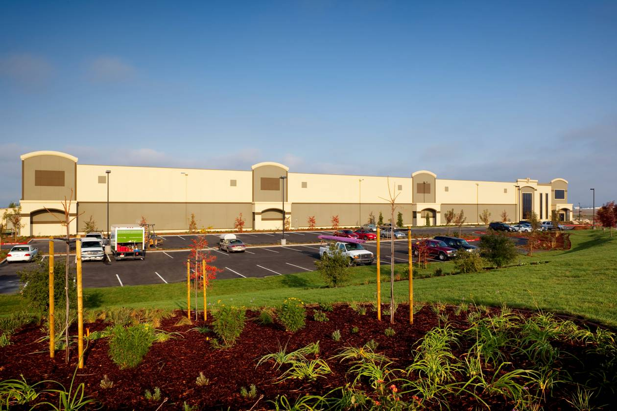 Wine Distribution Center for Jackson Family wines