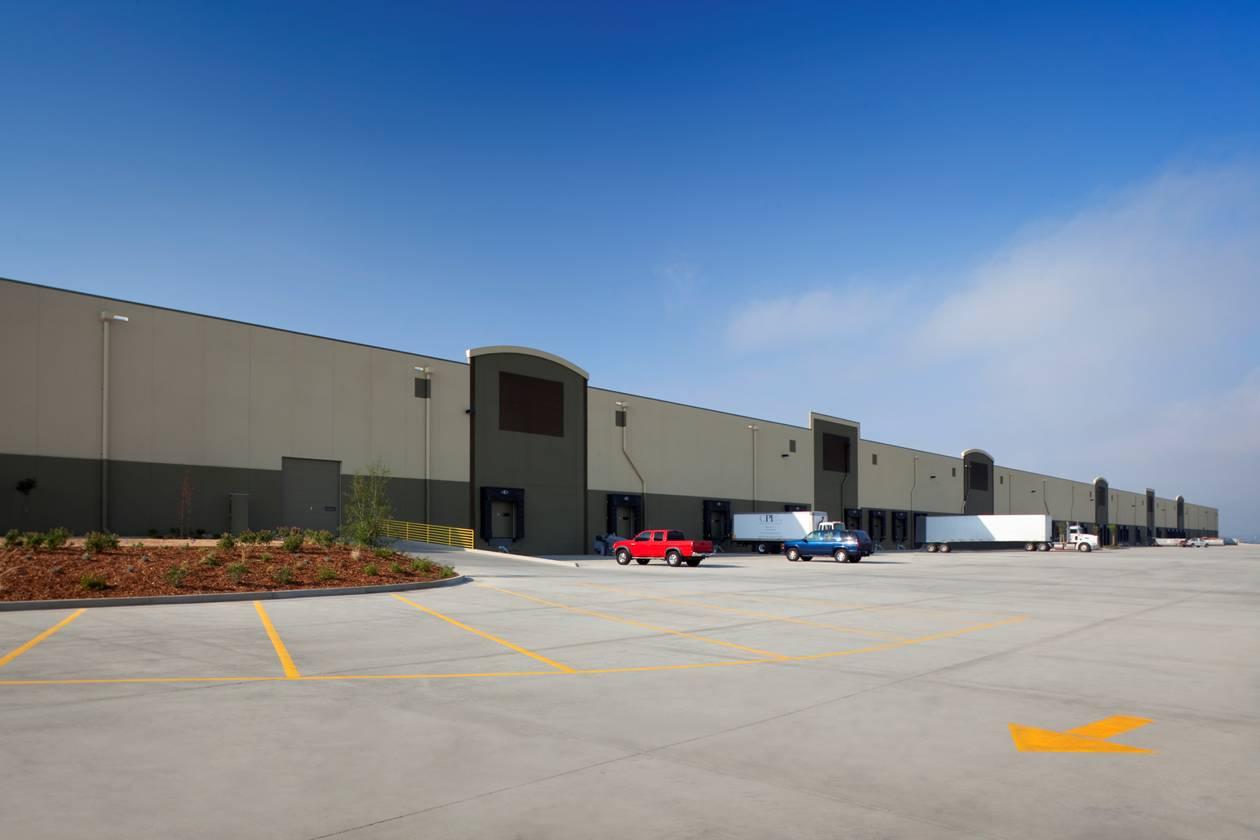 Biagi Bros & Jackson Family Wines - Industrial | Distribution Center