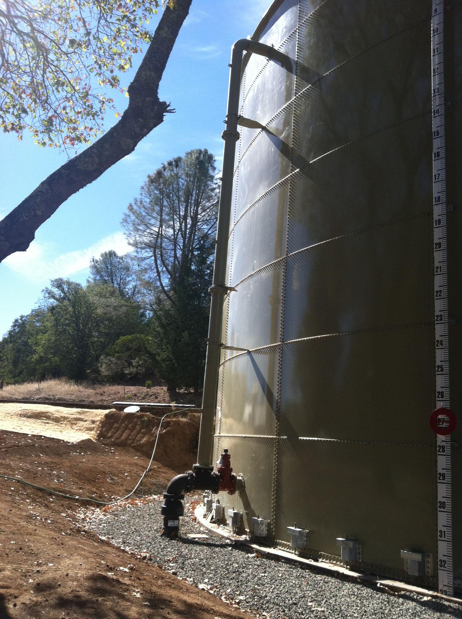 RSA_Howell Mountain Water Tank