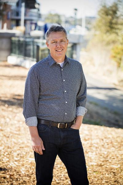 Hugh Linn, President RSA+