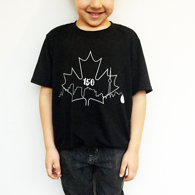 Nadia Lloyd Canada 150th unisex kids tees 2-web.jpg