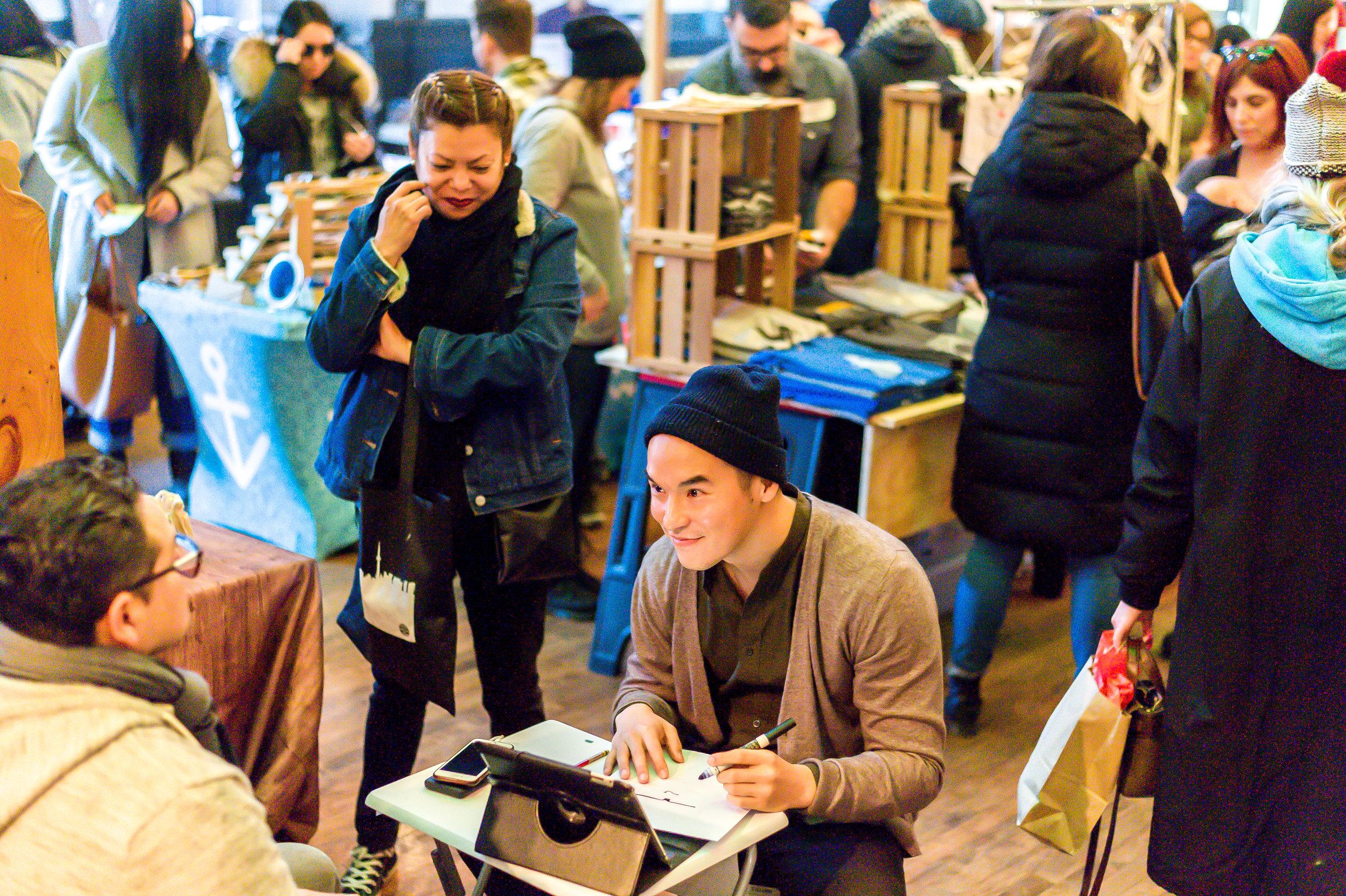 Toronto Art Crawl - Christmas Market-18.jpg