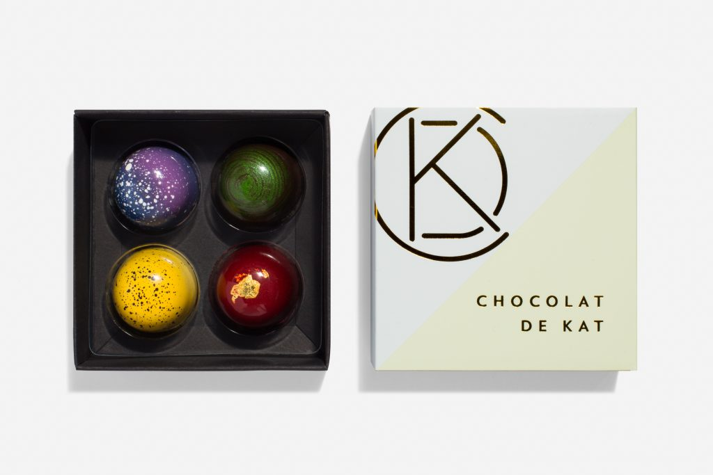 1. Chocolat De Edible ART!Exquisite bon bons made by local art historian-turned chocolatier Kata Ambrus. You will not believe the art she creates with chocolate. -