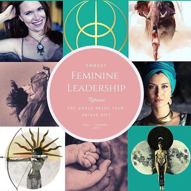 "✨EMBODY FEMININE LEADERSHIP RETREAT ✨January 2019- Bali- ✨ • ♦️ Apply today $ SAVE $1000 only today!♦️ • 🔥Who are the women ready to step up into leadership roles? ⠀ 🦋Women who feel it´s time to actually learn what it takes to lead from the heart, with a clear mind, and integrated balance. ⠀ 🌹Women ready to find their own unique voice, message, vision and purpose. • 🌎Women ready to have great impact in a world that needs our presence and essence more than ever. ⠀ • 🌈Are you ready to bridge the wild and raw woman wisdom with the grounded presence this world requires. ⠀ • Everyday I receive messages from women who want more. More confidence, more connection, more freedom, more love, more support, more pleasure, more transformation, more change they wish to see in the world.. 💖🙏👑 • They want to learn how to Rise, they want to connect with other Rising Sisters. ⠀ • They are ready to Unleash their Inner Power, Embody their Unique Essence and create Great Impact in a world that needs the feminine today more than ever. ⠀ • I have been brewing something in answer to the collective calling and here it is!! • 🔥EMBODY FEMININE LEADERSHIP RETREAT🔥 • 🌎An immersive retreat for Change Makers, Leaders, Healers, Artist and Women ready to embody their Divine Feminine Power. ⠀ • Women who feel it´s time to actually learn what it takes to lead from the heart, with a clear mind, and integrated balance. ⠀ • 🔥If you wish to join, apply today (link in BIO) and I will jump on a call with you to explain all the details. • ONLY FOR 24hrs $1000 discount! • ✨If you know another sister that can benefit from this work please share! ⠀ ⠀ • ""We have come to change a state of mind called patriarchy into a state of being called oneness"" ⠀ • Together we Rise to create Balance in the Planet! • With love Lillie & @laylaelkhadri"