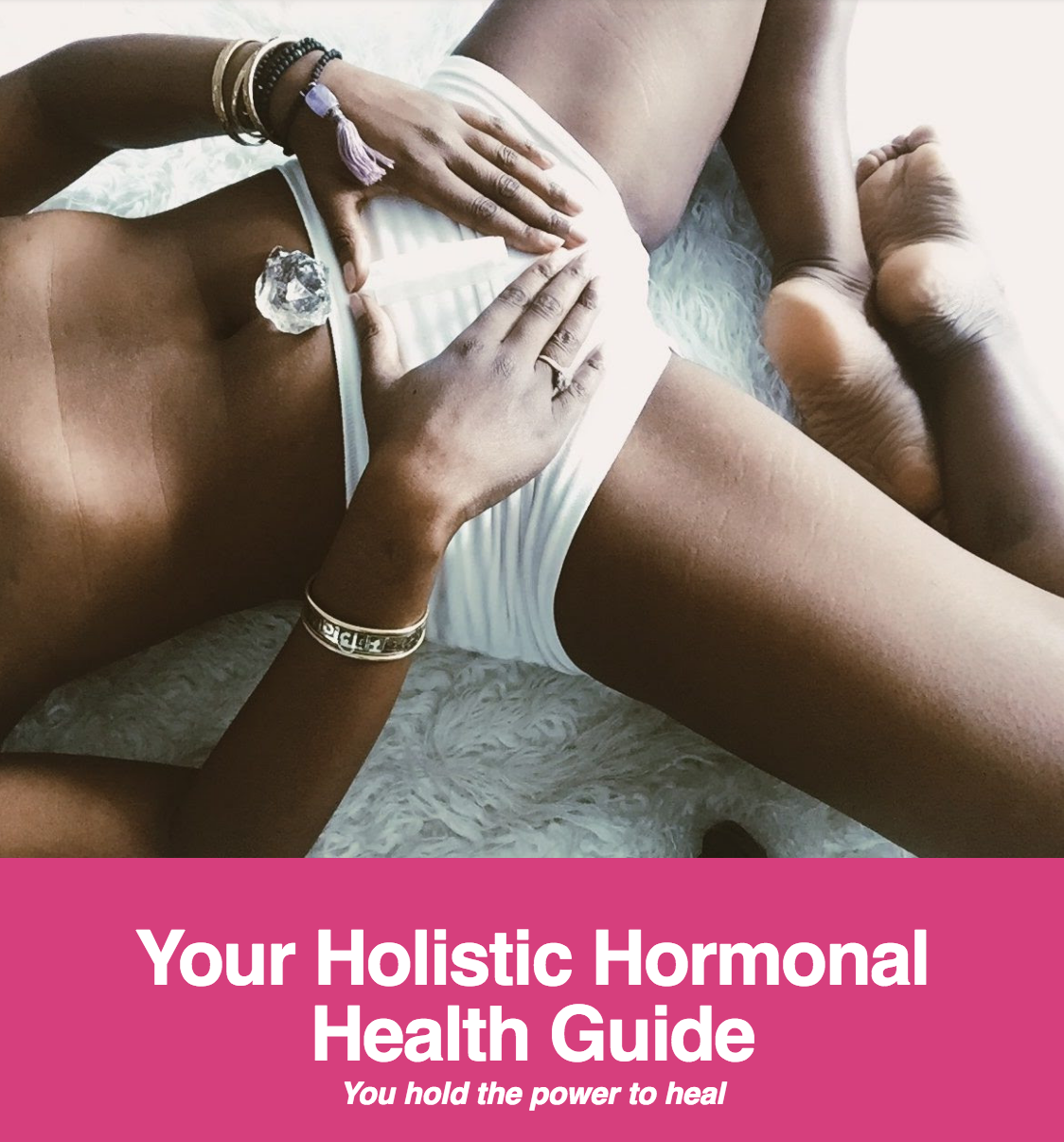 Get your Free Hormonal Health Guide now! - Heal Adrenal Fatigue, Reverse Autoimmune dis-ease into Ease and Ignite your Femme Fertility and Fire!