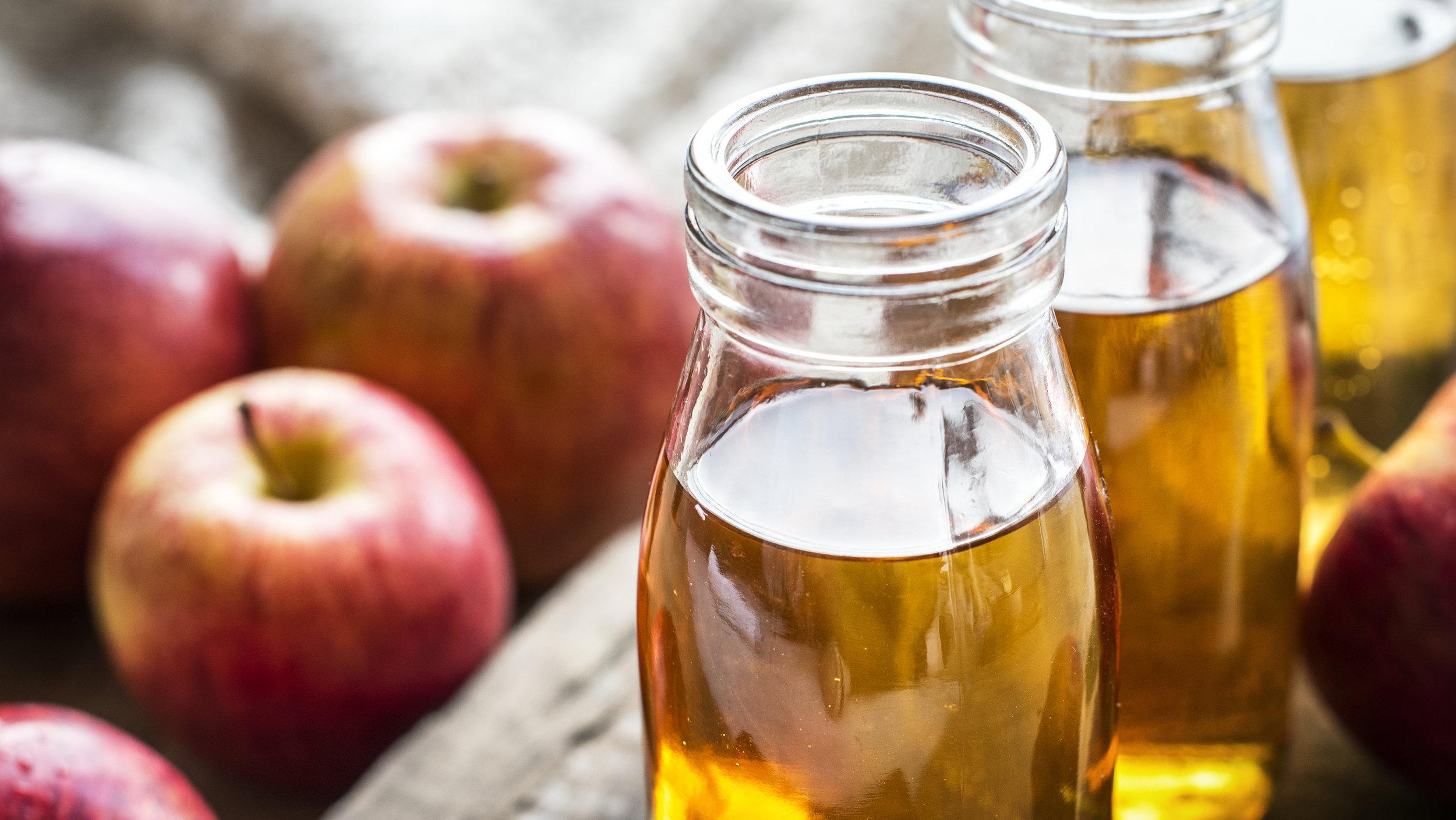 Apple Juice Clarification -