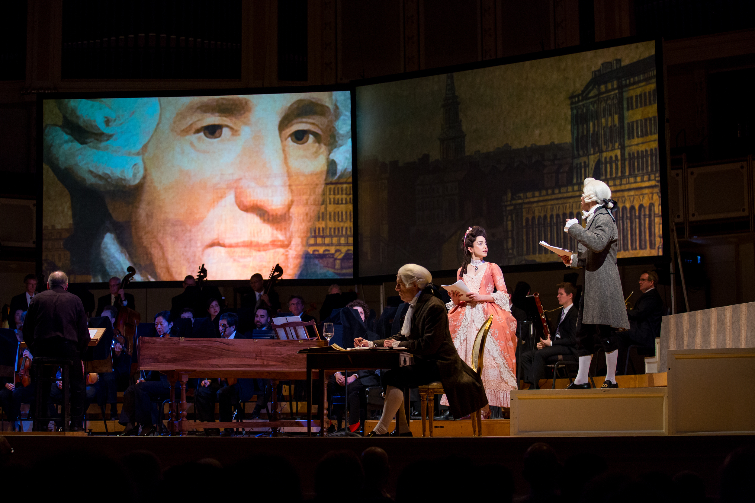 MR. HAYDEN GOES TO LONDON - Chicago Symphony Orchestra