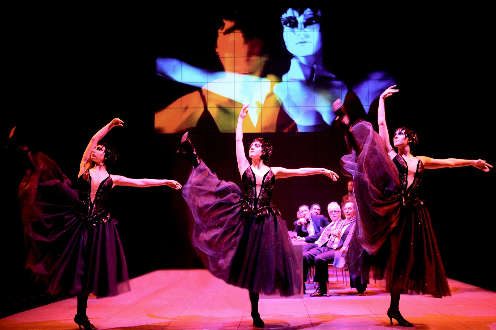 TIMON OF ATHENS - Chicago Shakespeare Theatre