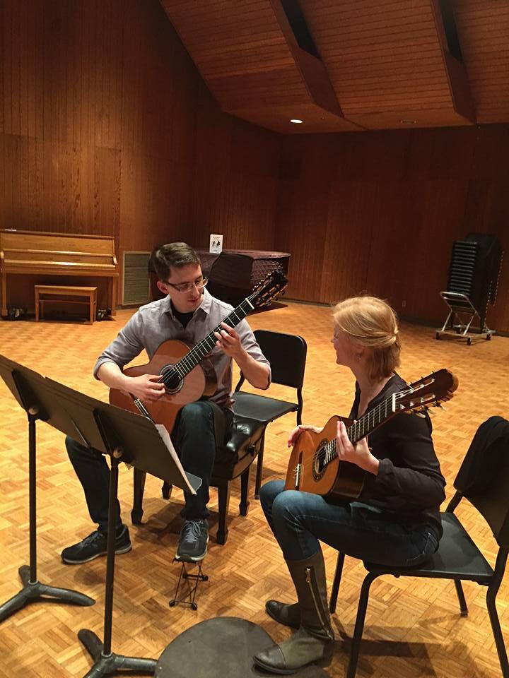 Masterclass with Eva Beneke