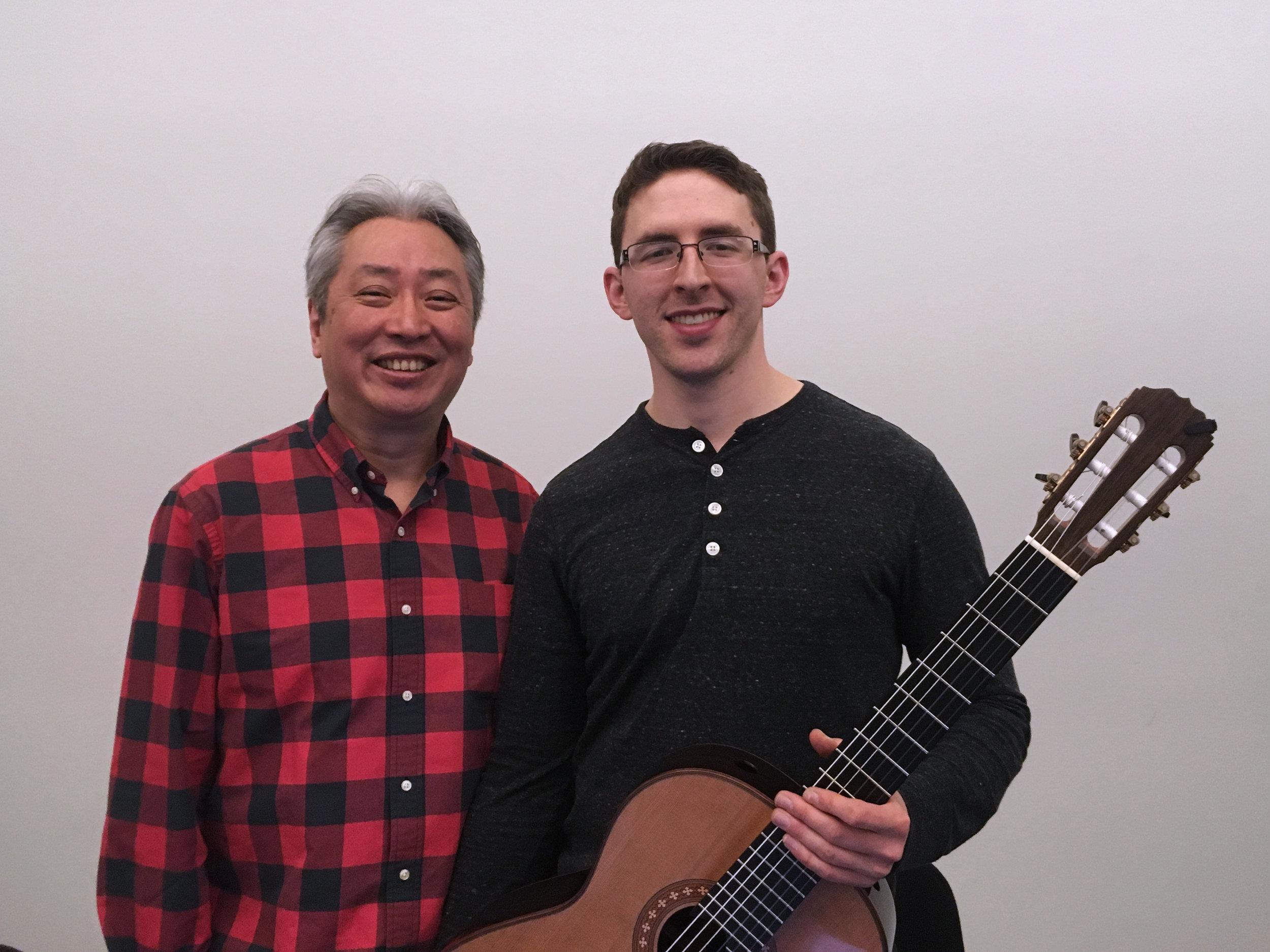 Masterclass with Shin-Ichi Fukuda