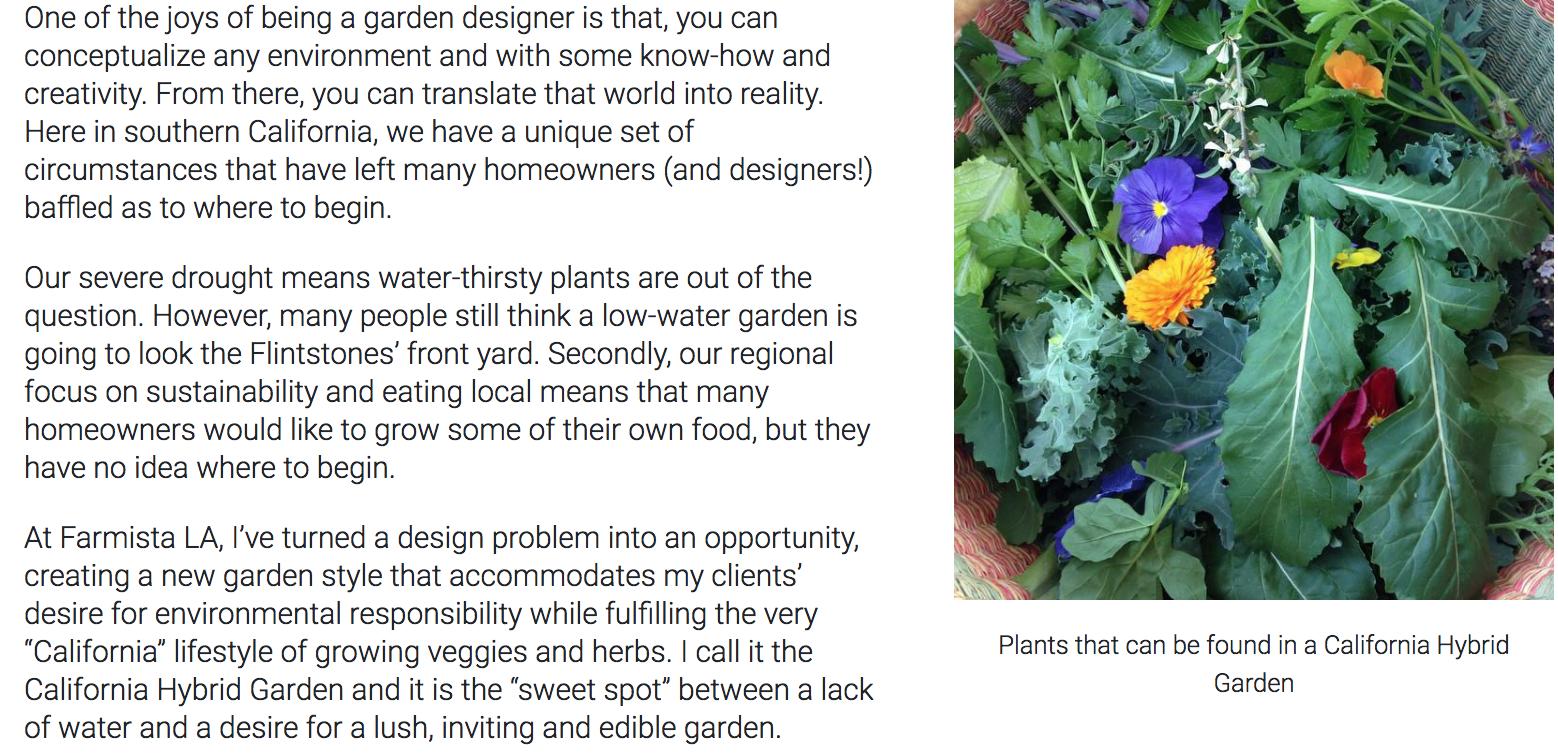Gardener's Journal -