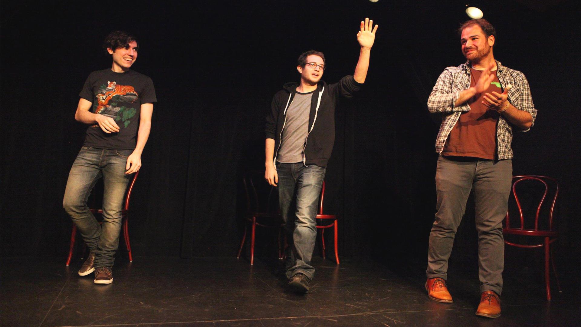 Upright Citizens Brigade Theatre, NY