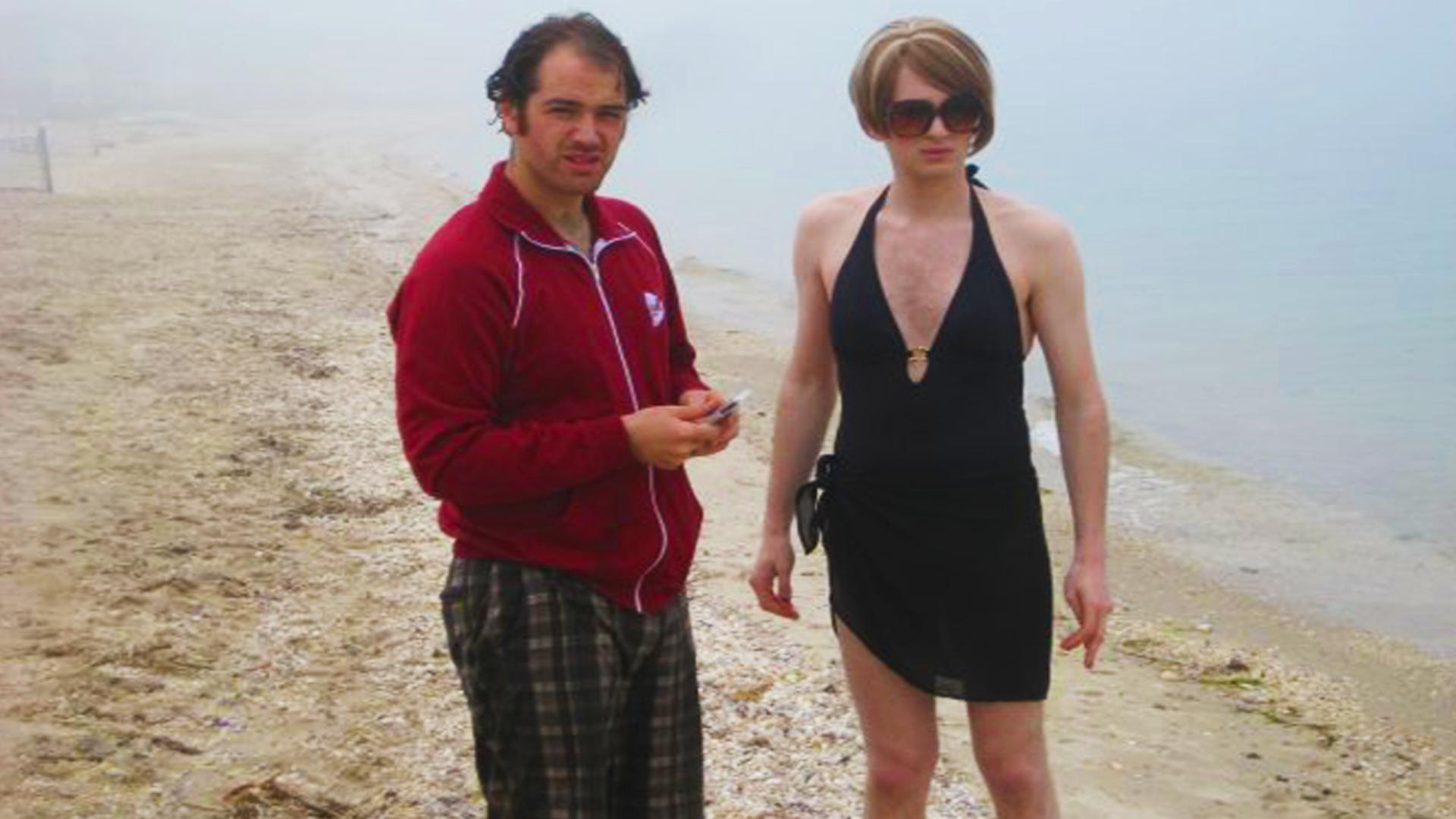"""""""Jon & Kate Plus 8: Beach Getaway"""", parody"""