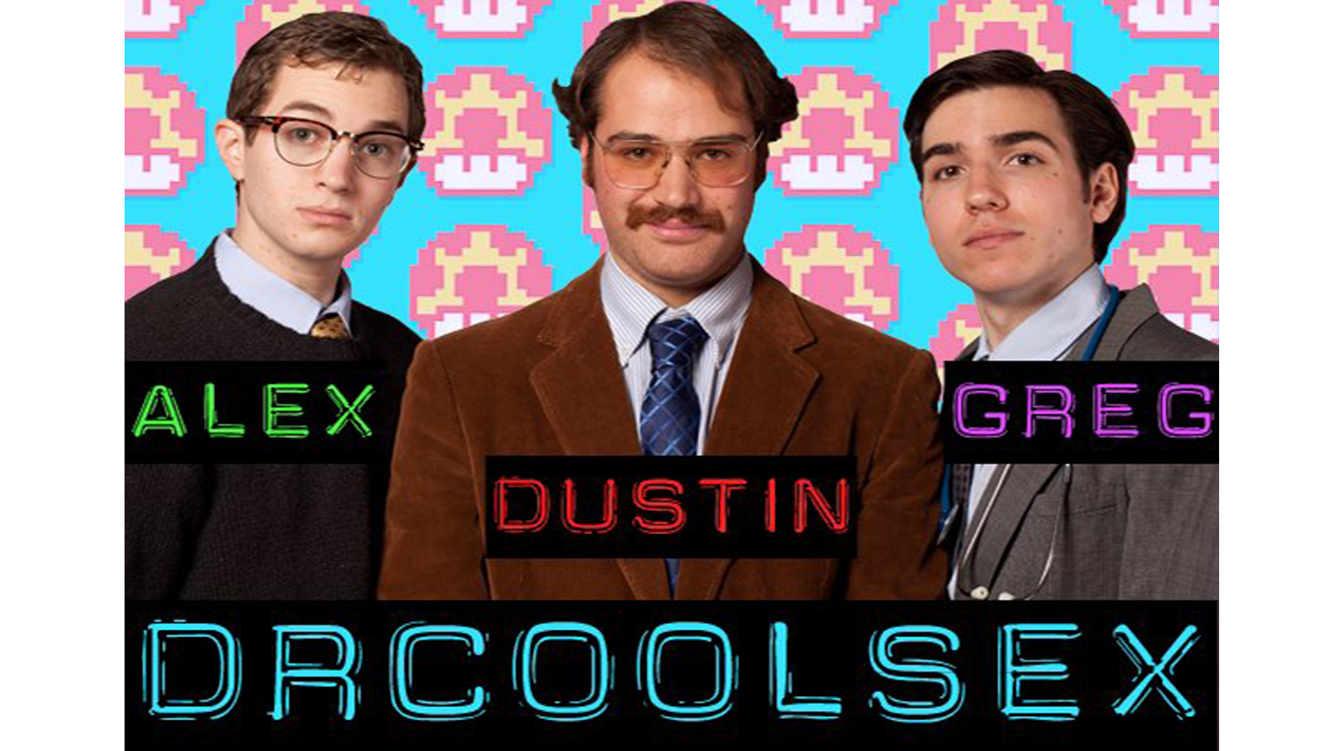 Promotional Photo, Drcoolsex Comedy
