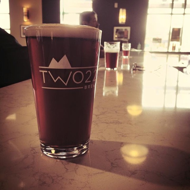 Amber Ale is back. #craftbeer