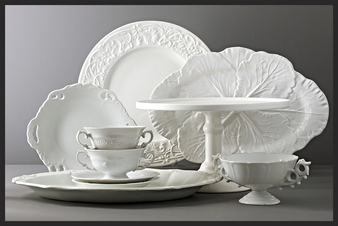 Food styling prop hire Melbourne / Crockery