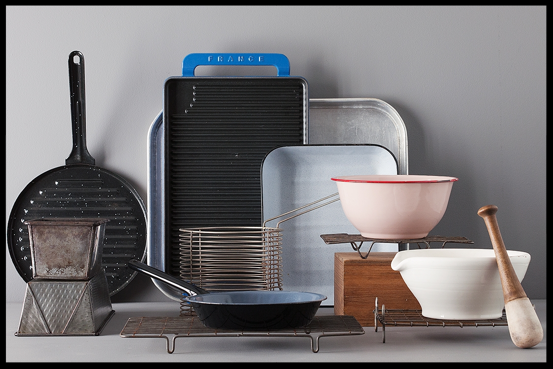 Food styling prop hire Melbourne / Cookware