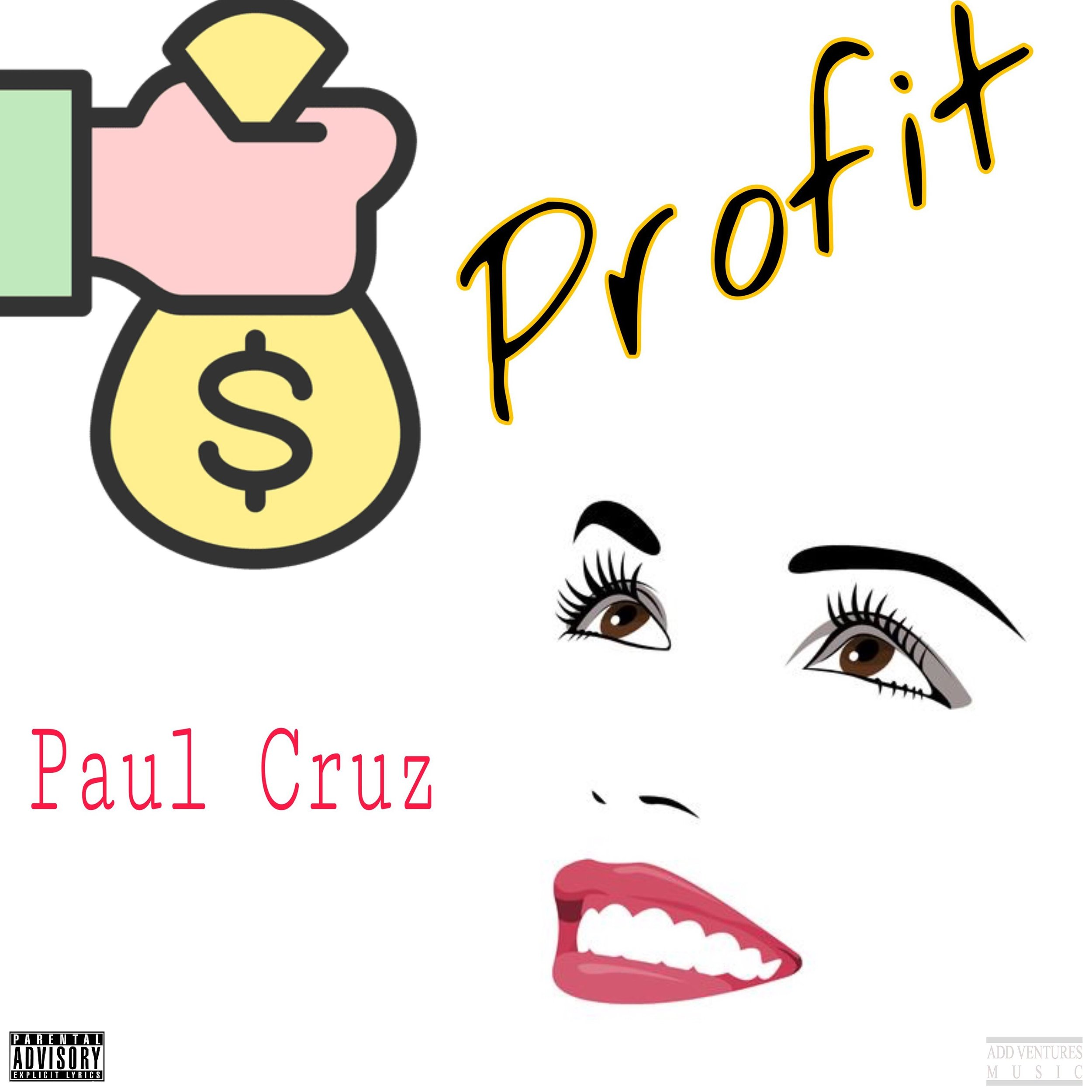 Paul Cruz - Profit - Sinlge Cover.jpeg