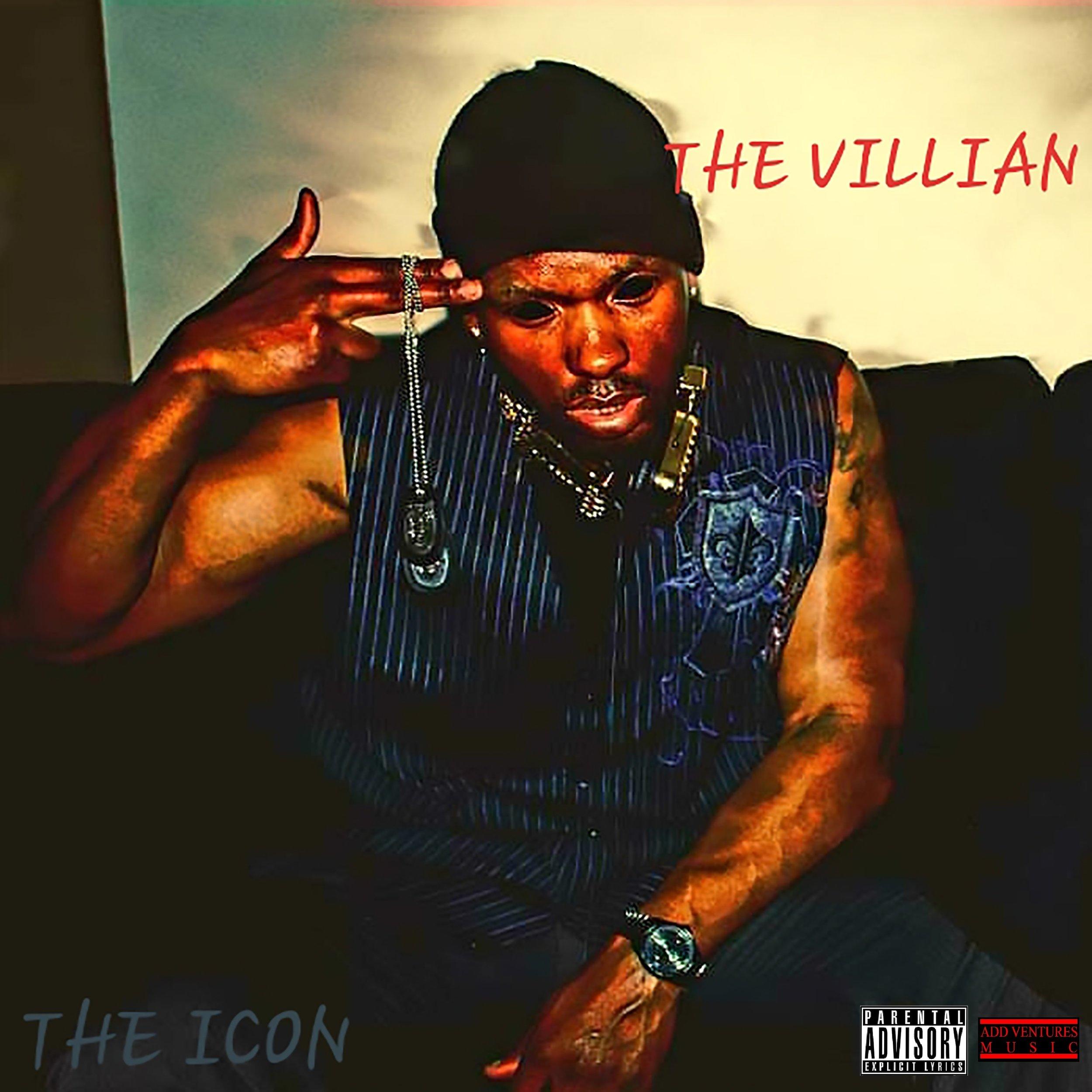The Icon - The Villian - Explicit Single.jpg