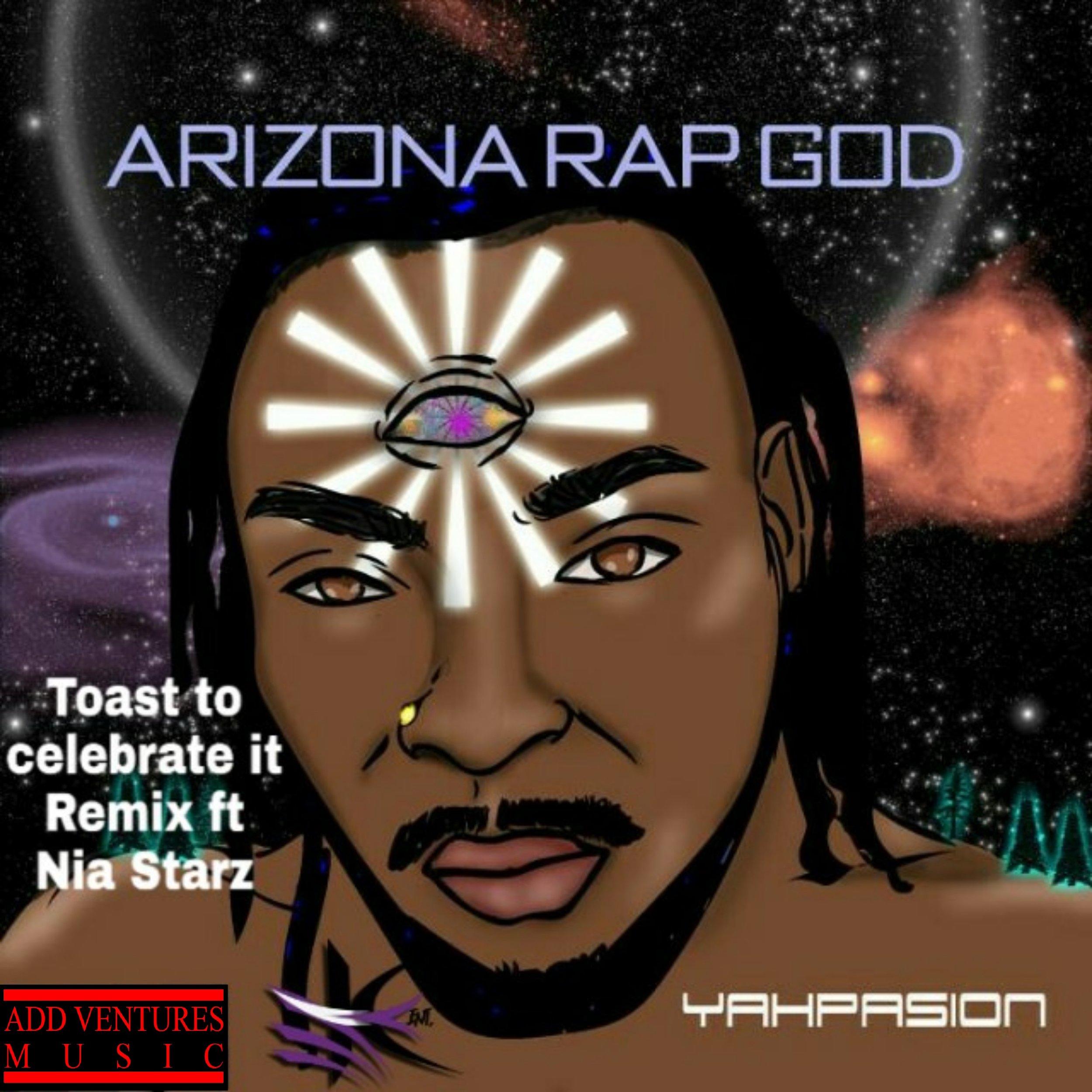 YahPasion - Toast To Celebrate It Remix ft Nia Starz - Single Cover.jpg
