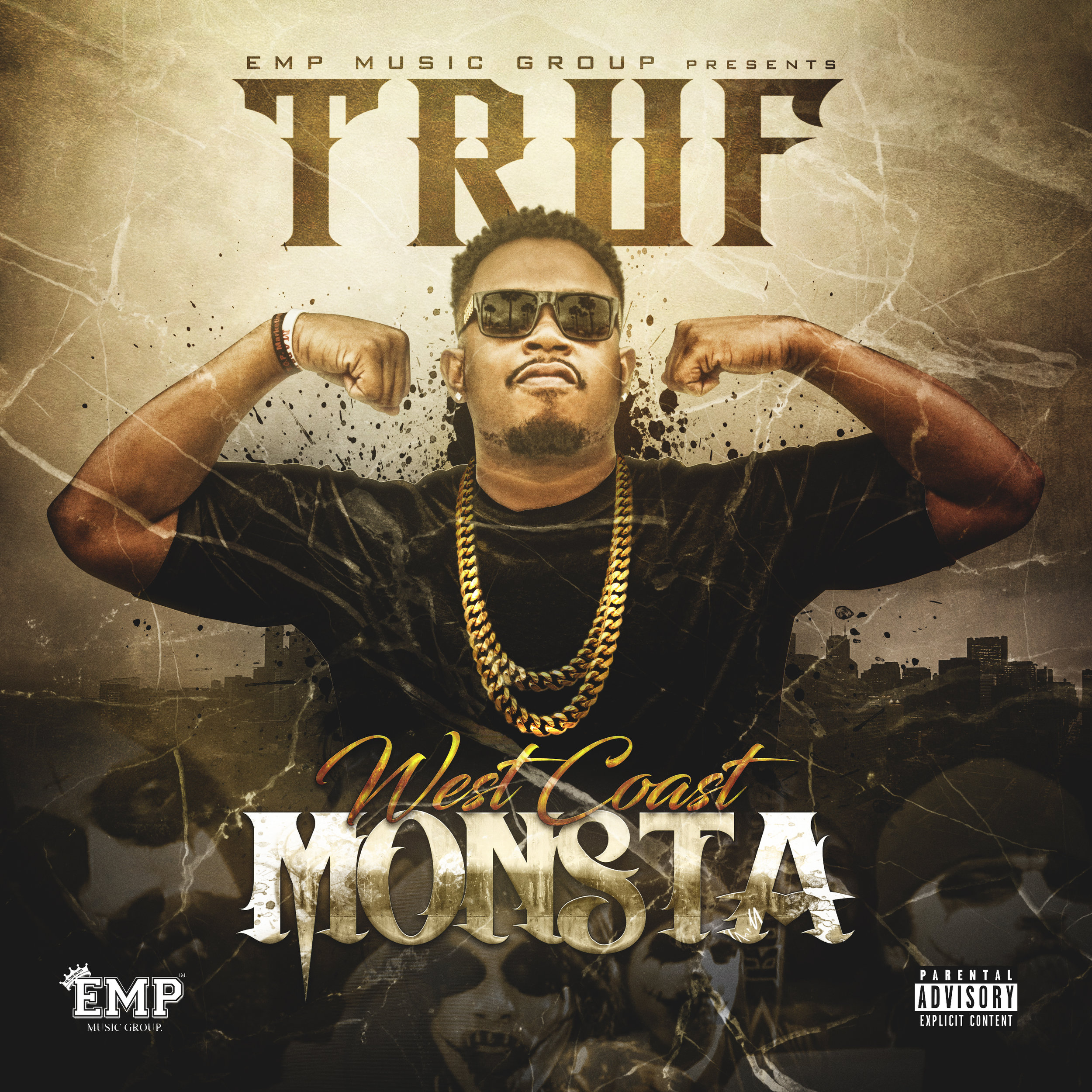 Truf - West Coast Monsta - Explicit Single.jpg