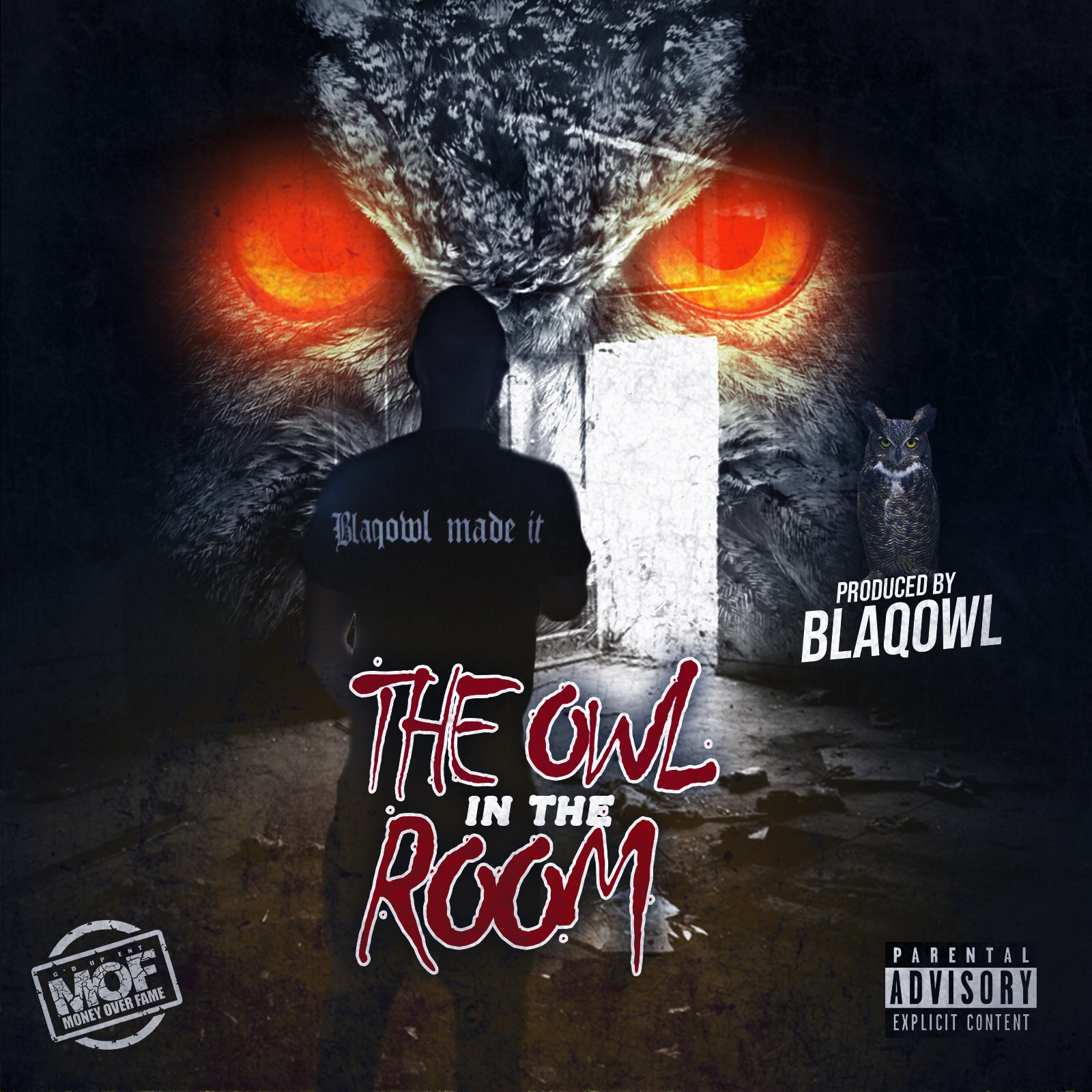 Blaqowl - The Owl In The Room - Explicit Album.JPG