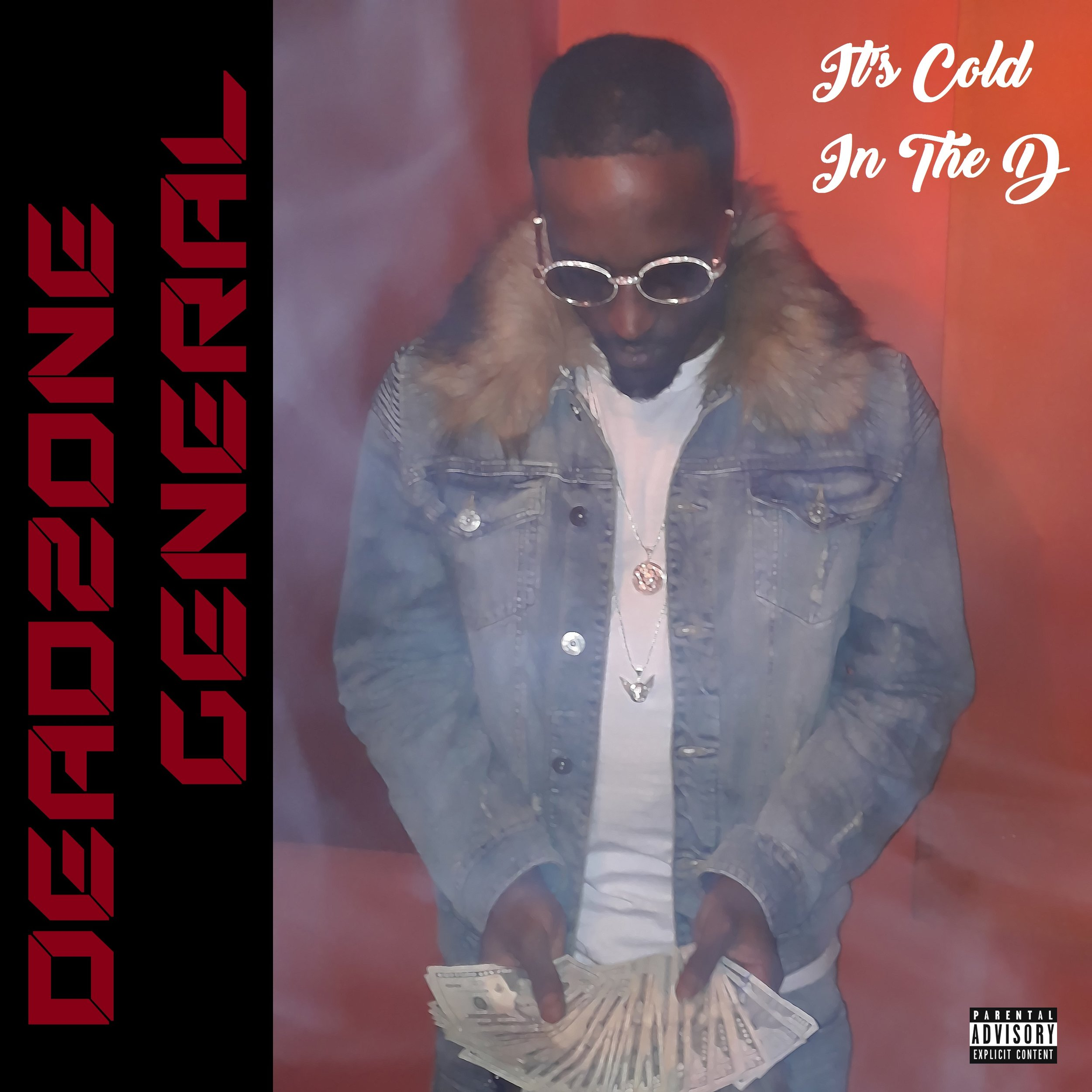 DeadZone General  It's Cold In The D.jpg