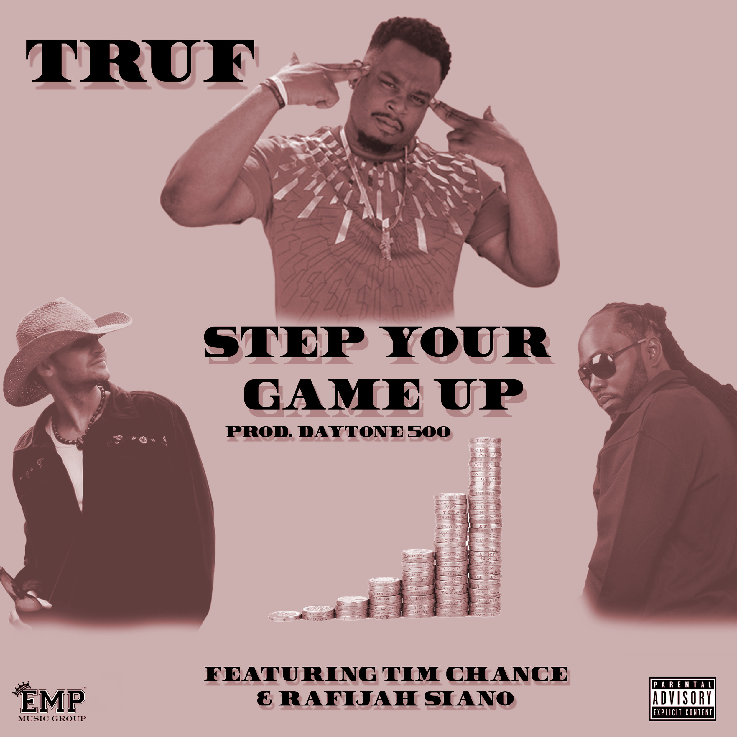 Truf - Step your Game Up - Explicit Single.jpg