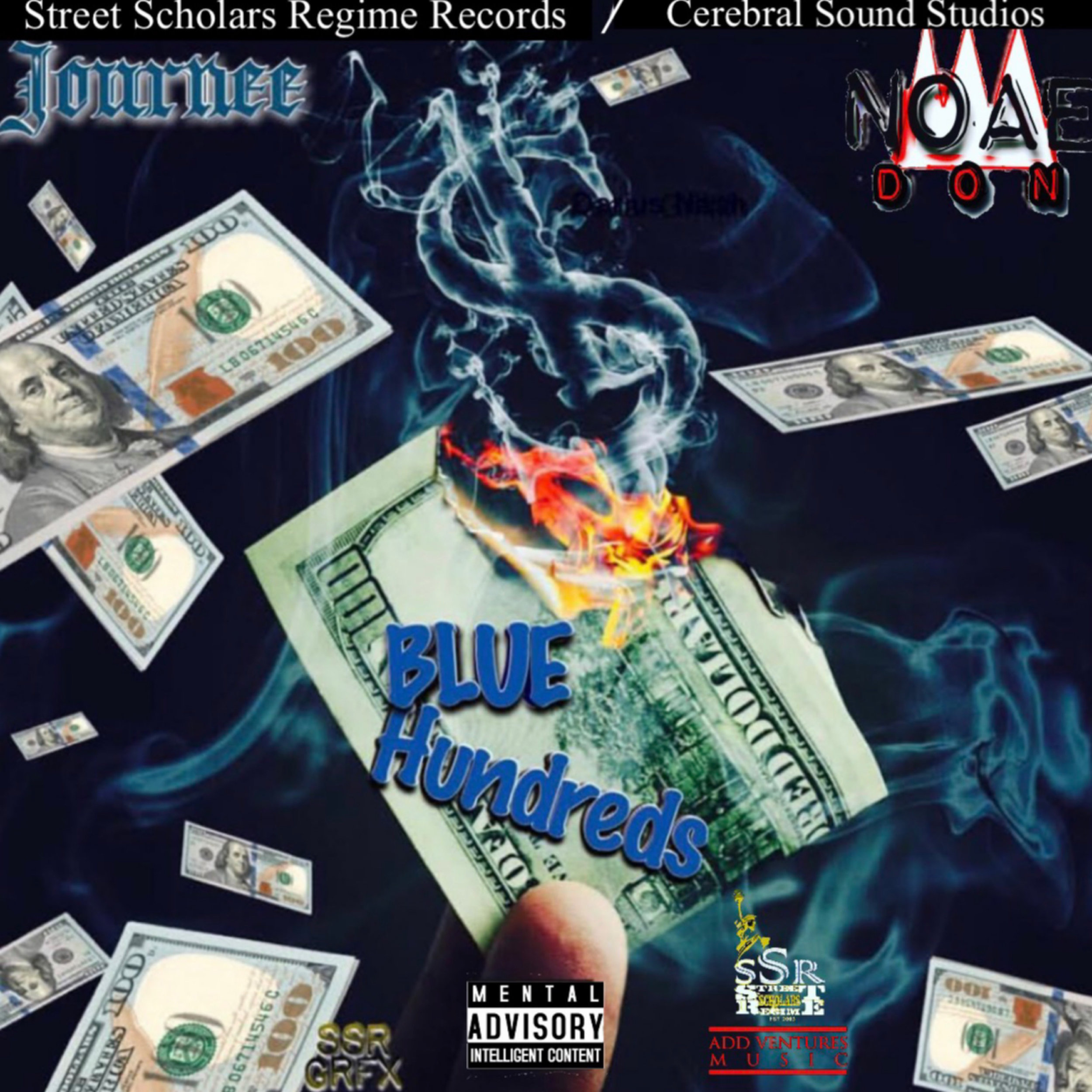 Noae Don - Blue Hundreds - Explicit Single.jpeg