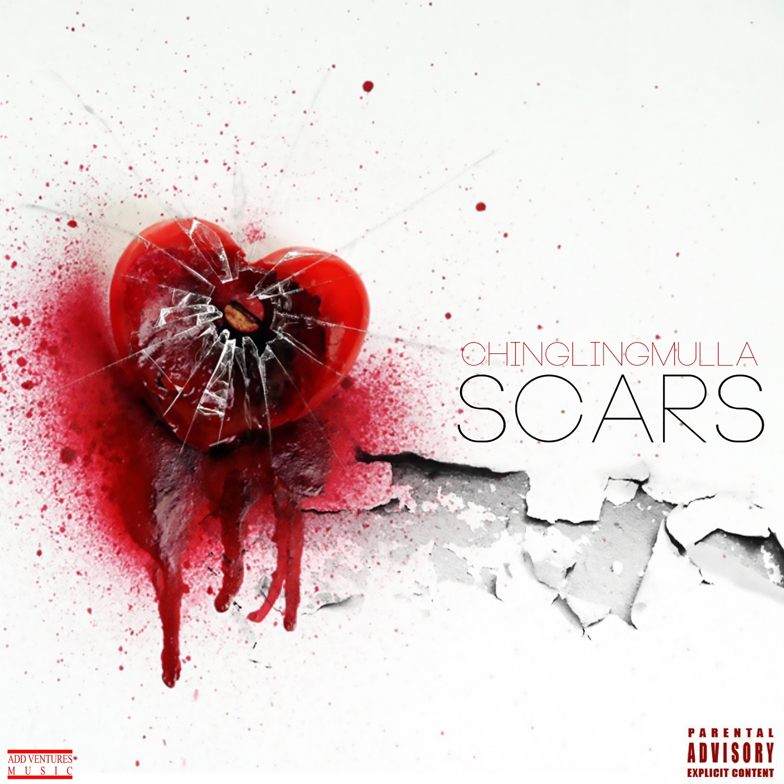Ching Ling Mulla - Scars - Explicit Single.jpg
