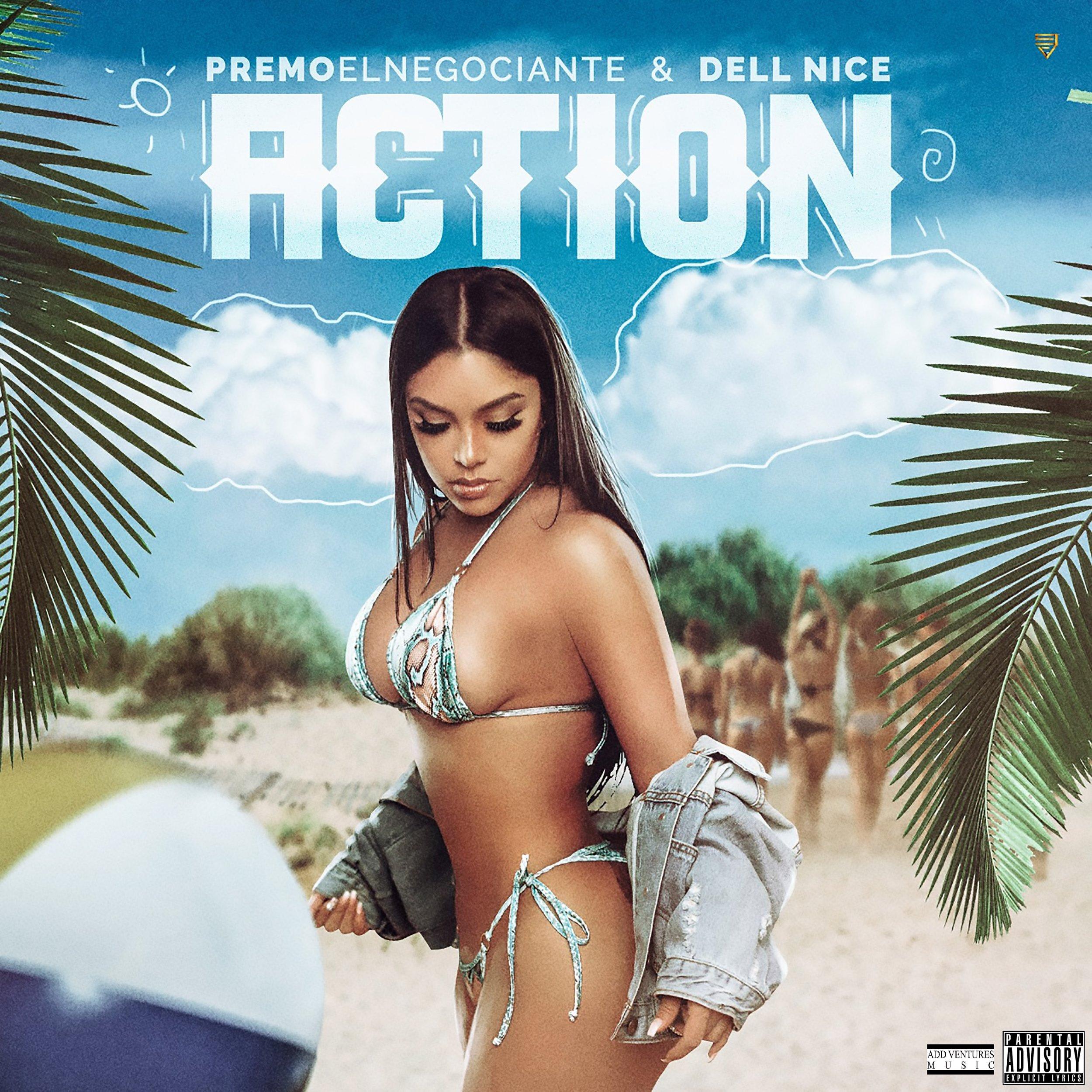 Premo El Negociante - Action - Explicit single.jpg
