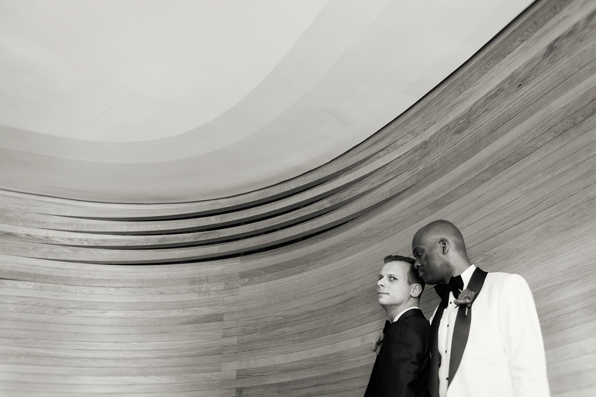 Watergate Hotel Wedding Cedric Wilson & Tyler Walker