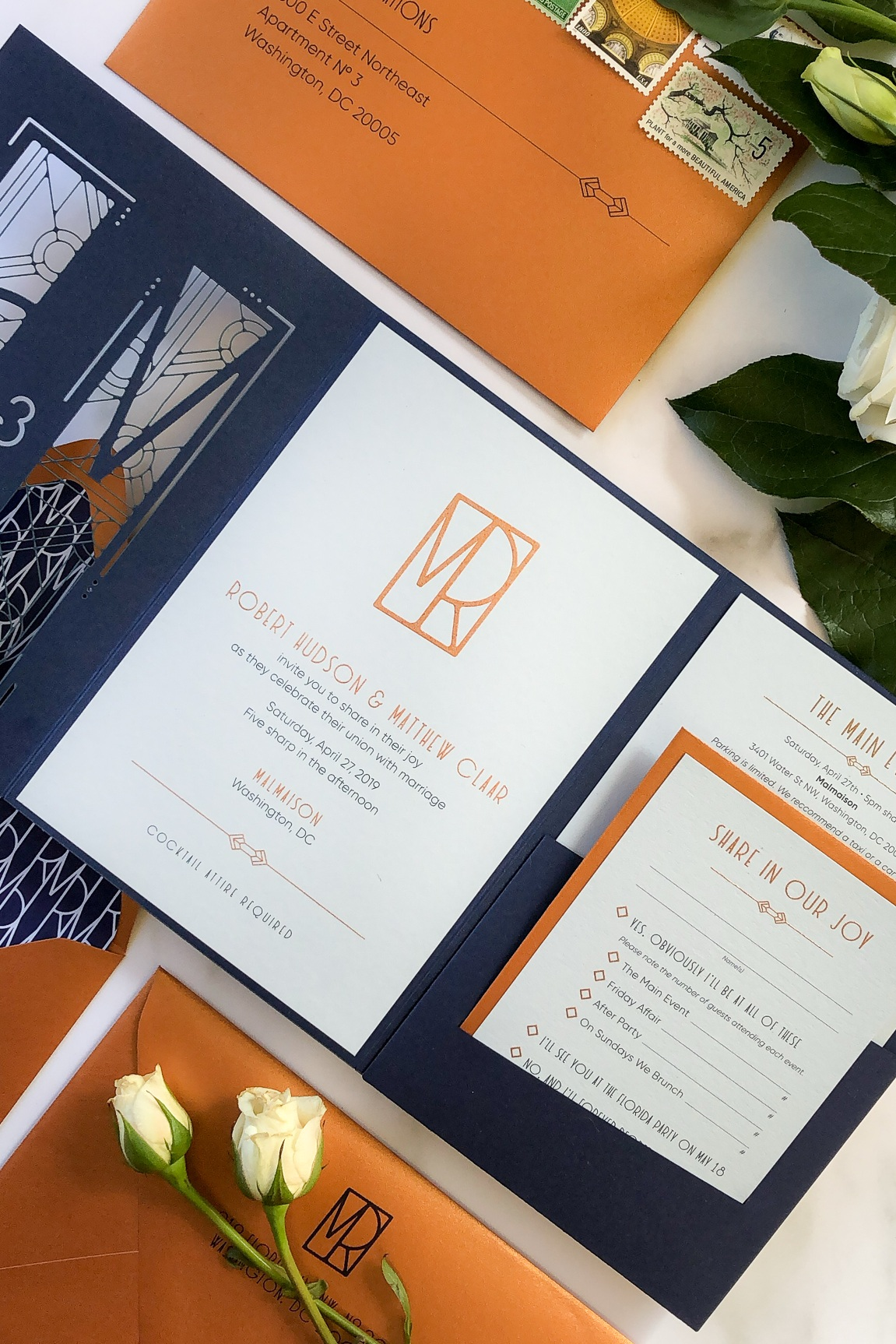 Above: Photography by Type A Invitations  Below: Photography by  Kelly Williams Photography , Cake by  Cakes by Gene