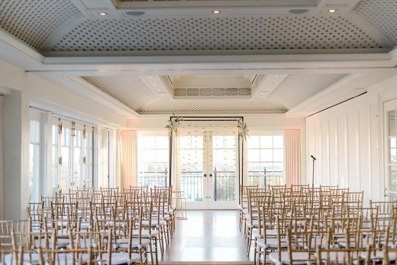 TypeA_ModernGatsbyWedding_Wedding-Chuppah_Gold-PaperCranes-Decor_CeremonySite.jpg
