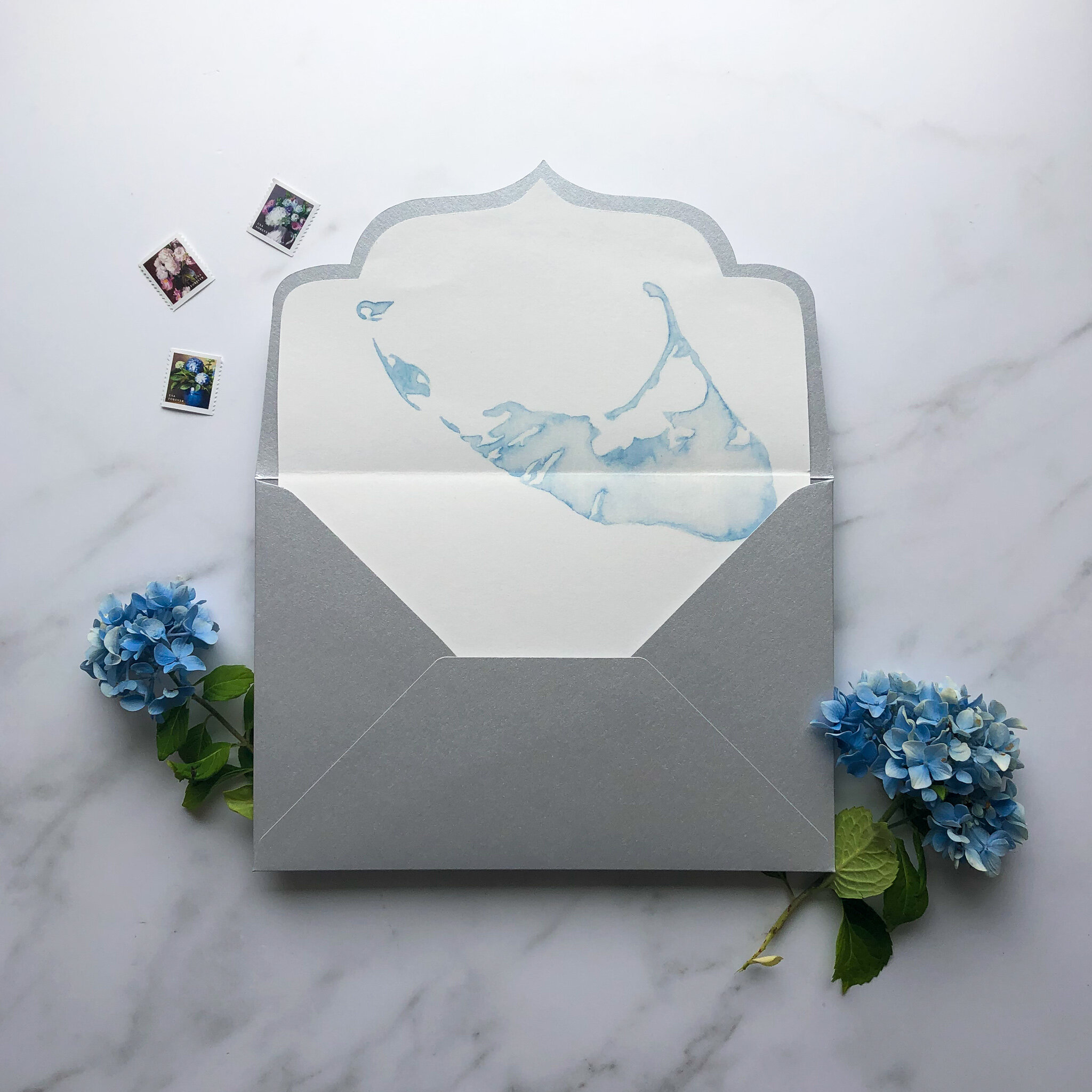 TypeAInvitations_Nantucket_SilverBlue_Wedding_NantucketWatercolorEnvelopeLiner_UniqueEnvelopes.jpg
