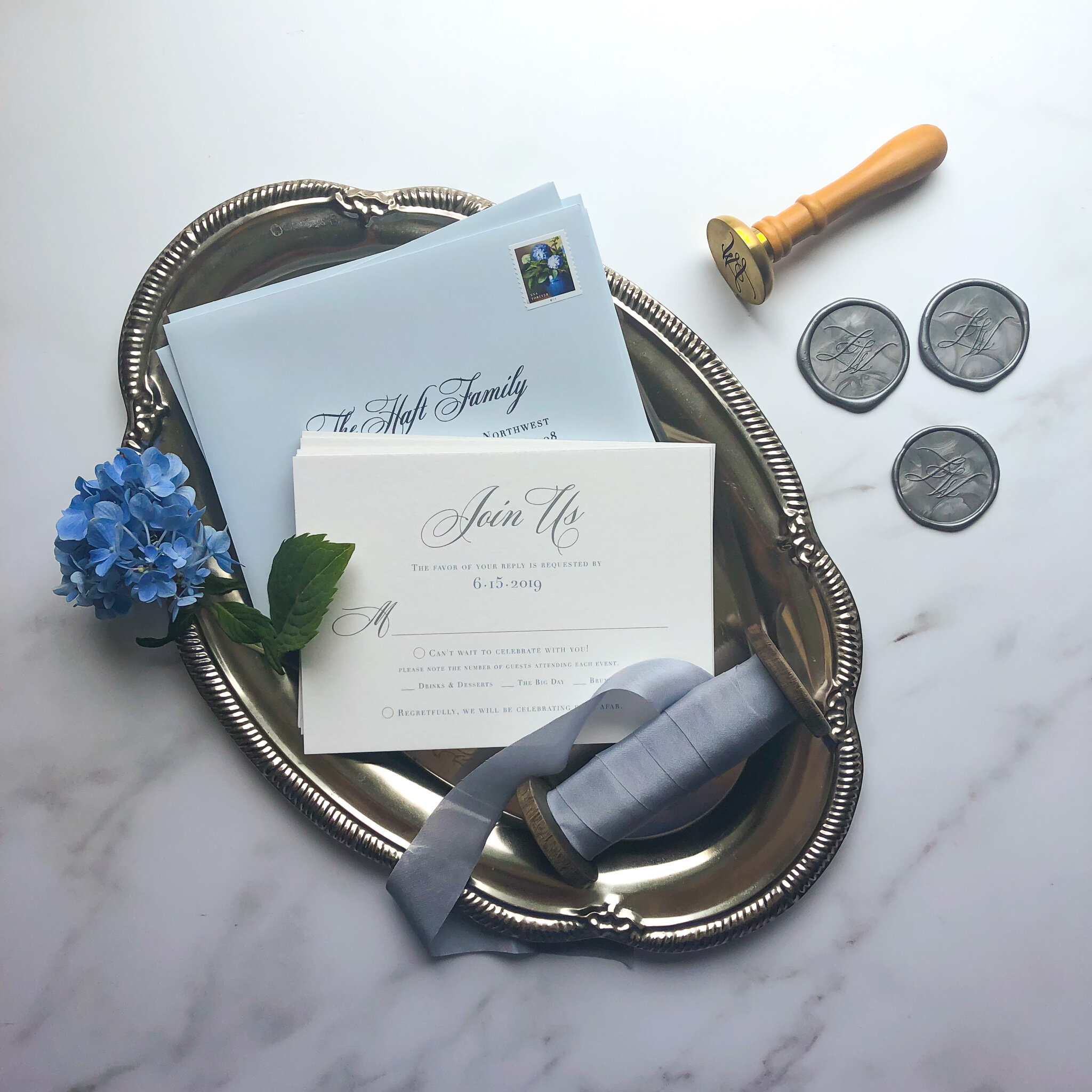 TypeAInvitations_Nantucket_SilverBlue_Wedding_RSVPcards_DigitalAddressing.jpg