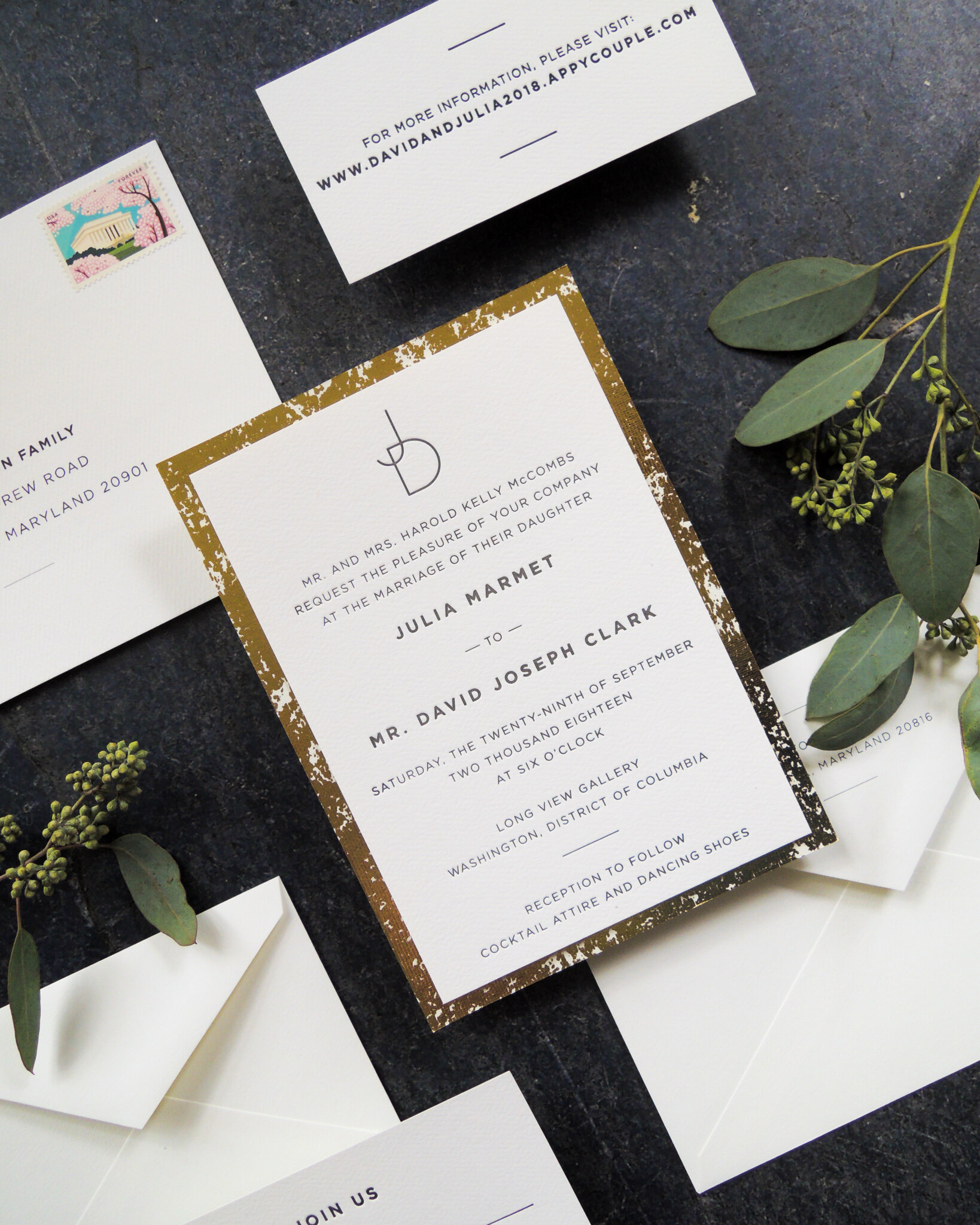 TypeA-Invitations_TheJulia_MinimalMonodernWeddingInvitationSuite_CustomMonogram_HandmadePaper_5.jpg